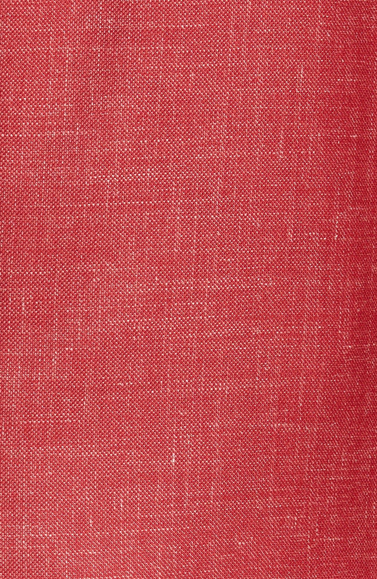 Alternate Image 5  - Peter Millar Classic Fit Wool Blend Blazer