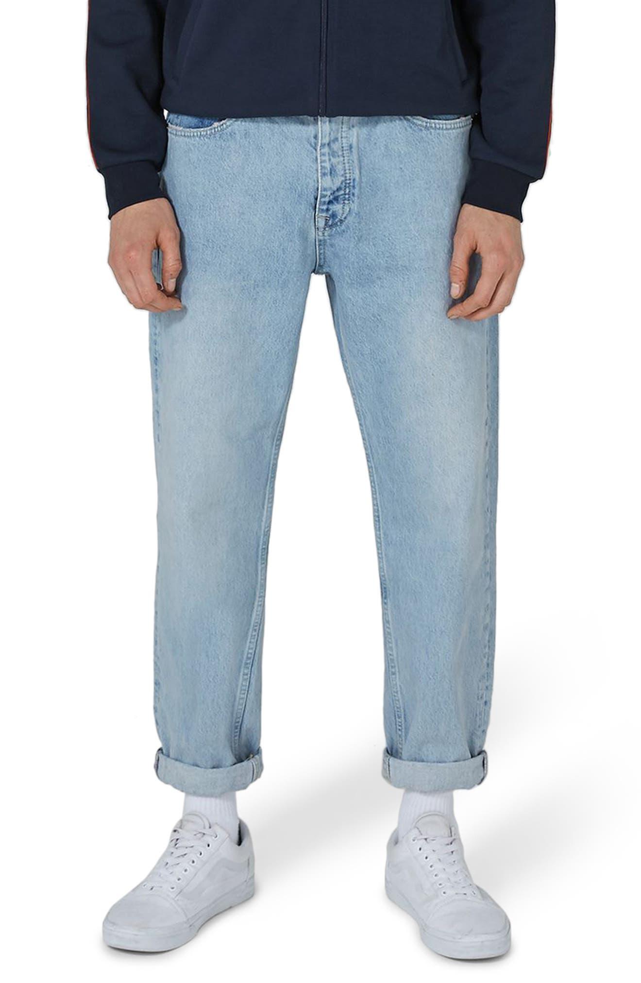 Original Fit Jeans,                         Main,                         color, Blue