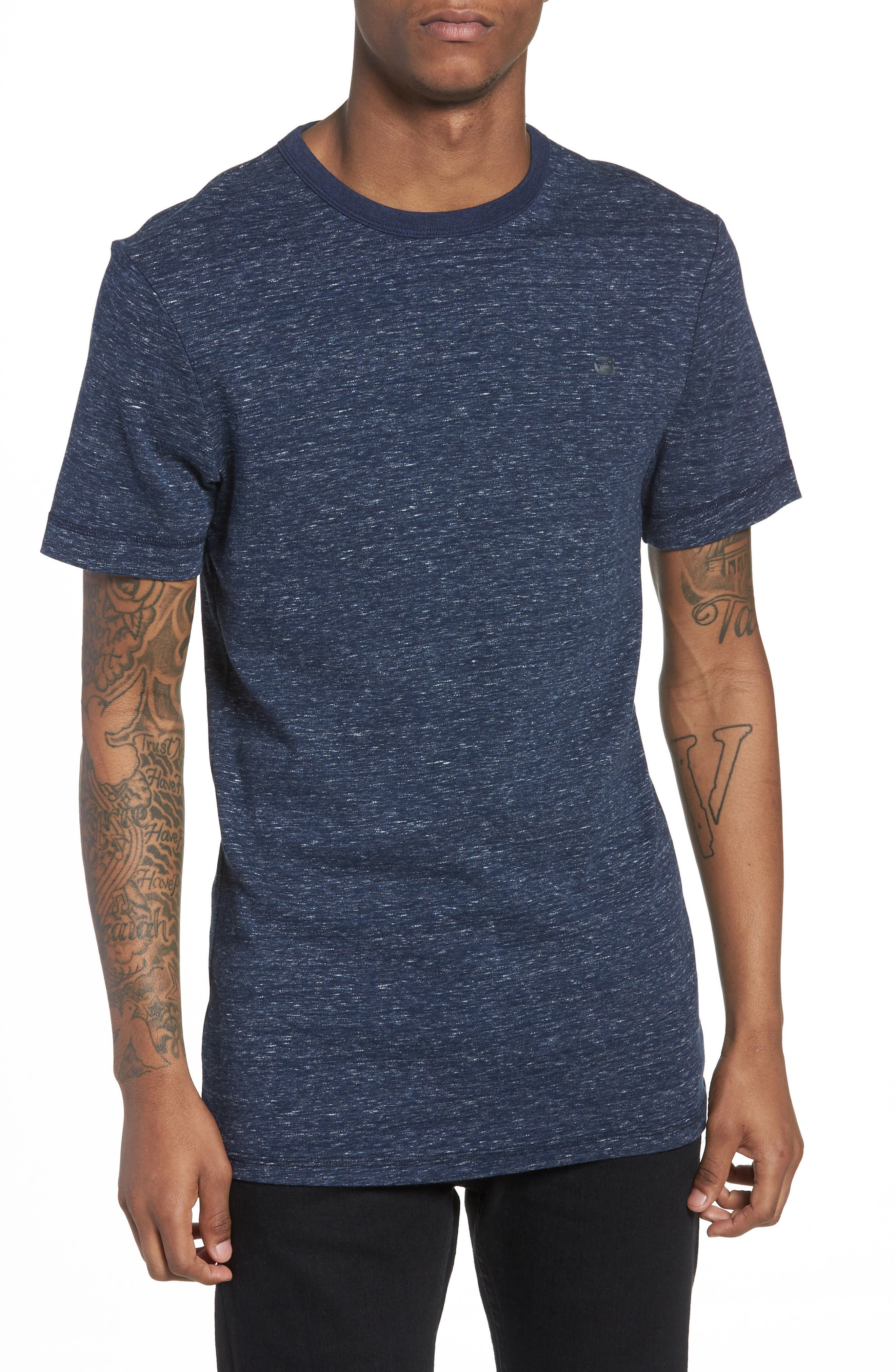 G-Star Raw Correct Unstand T-Shirt