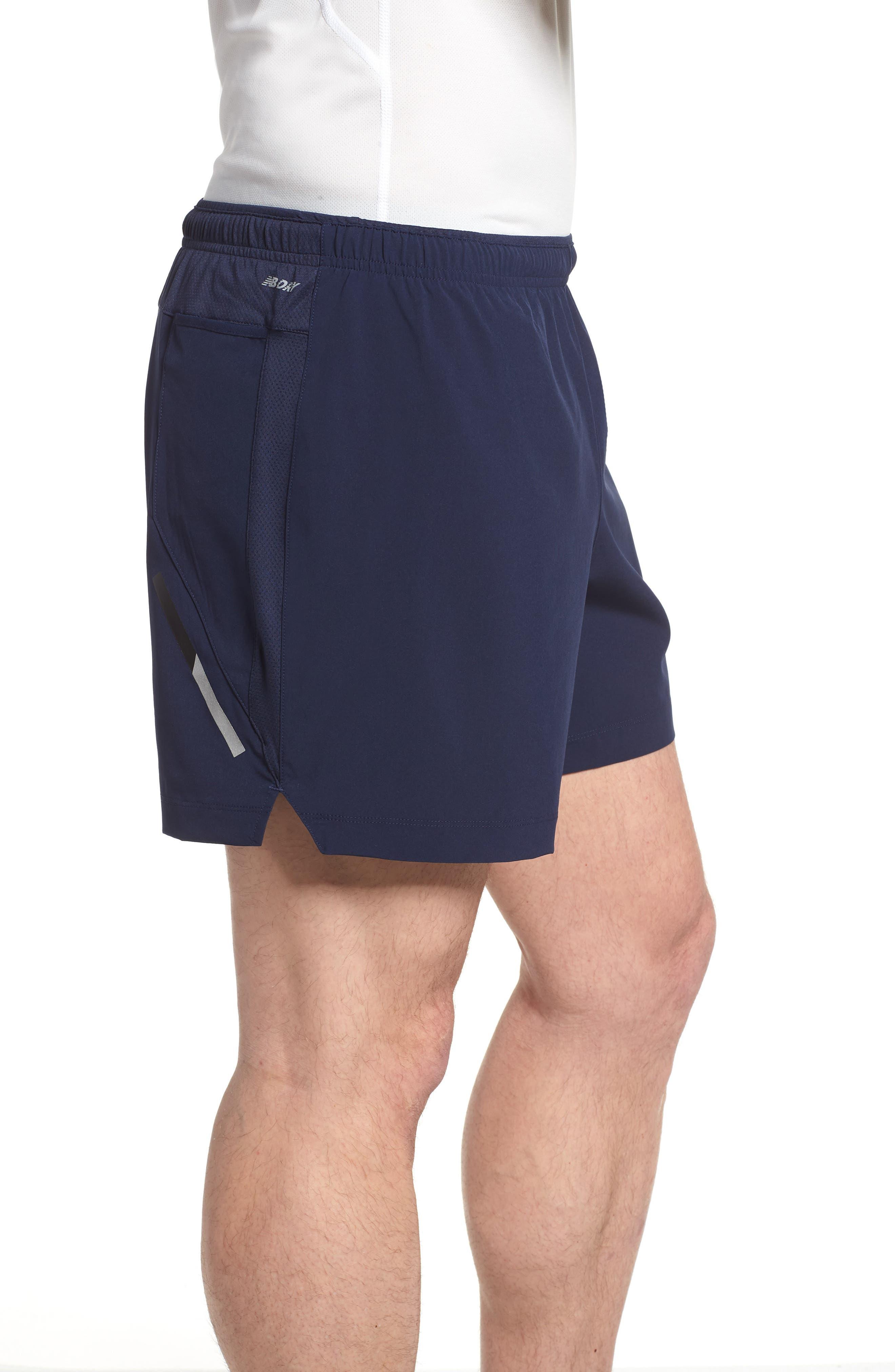 Alternate Image 3  - New Balance Impact Shorts