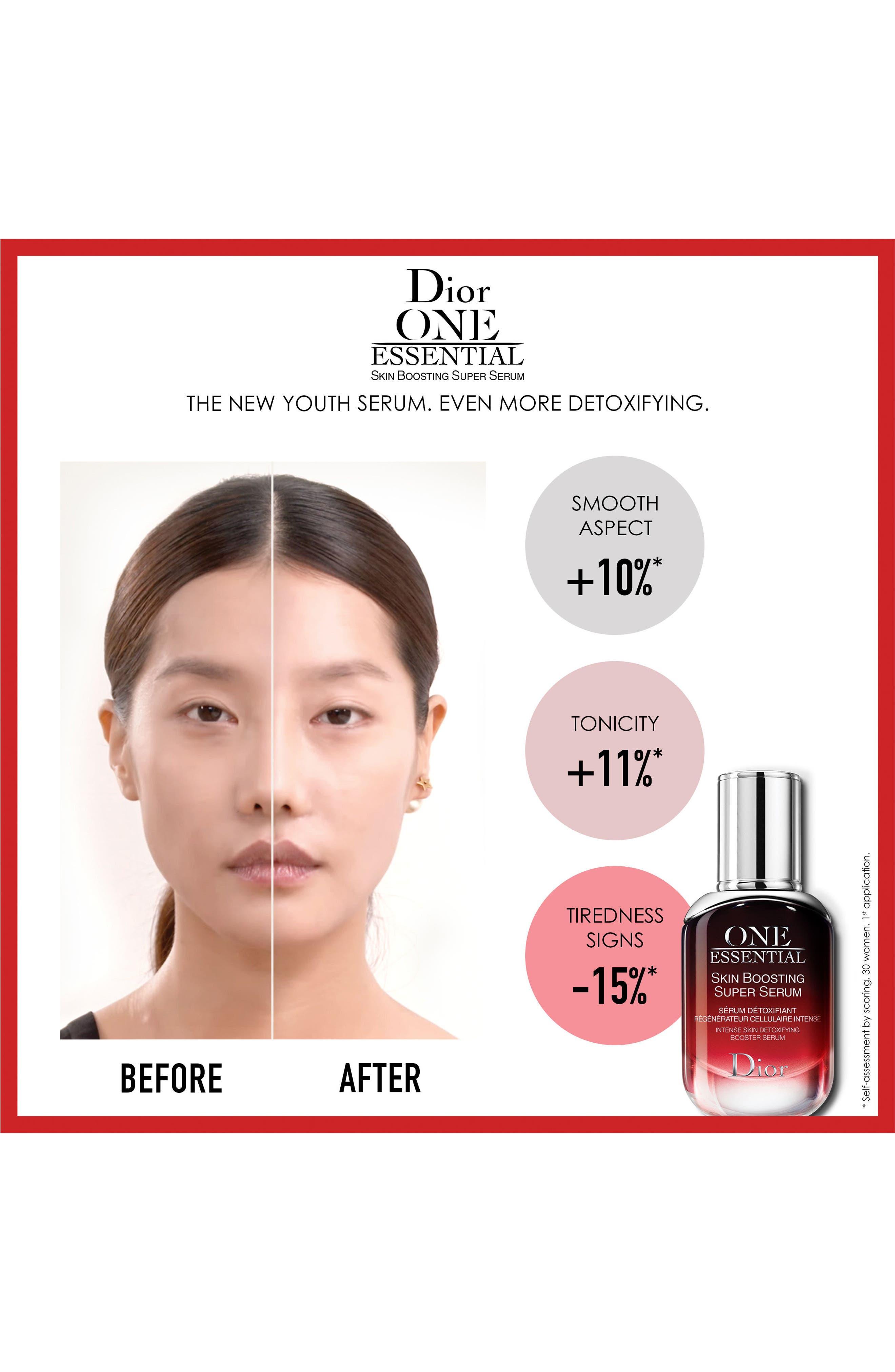One Essential Skin Boosting Super Serum,                             Alternate thumbnail 4, color,                             No Color