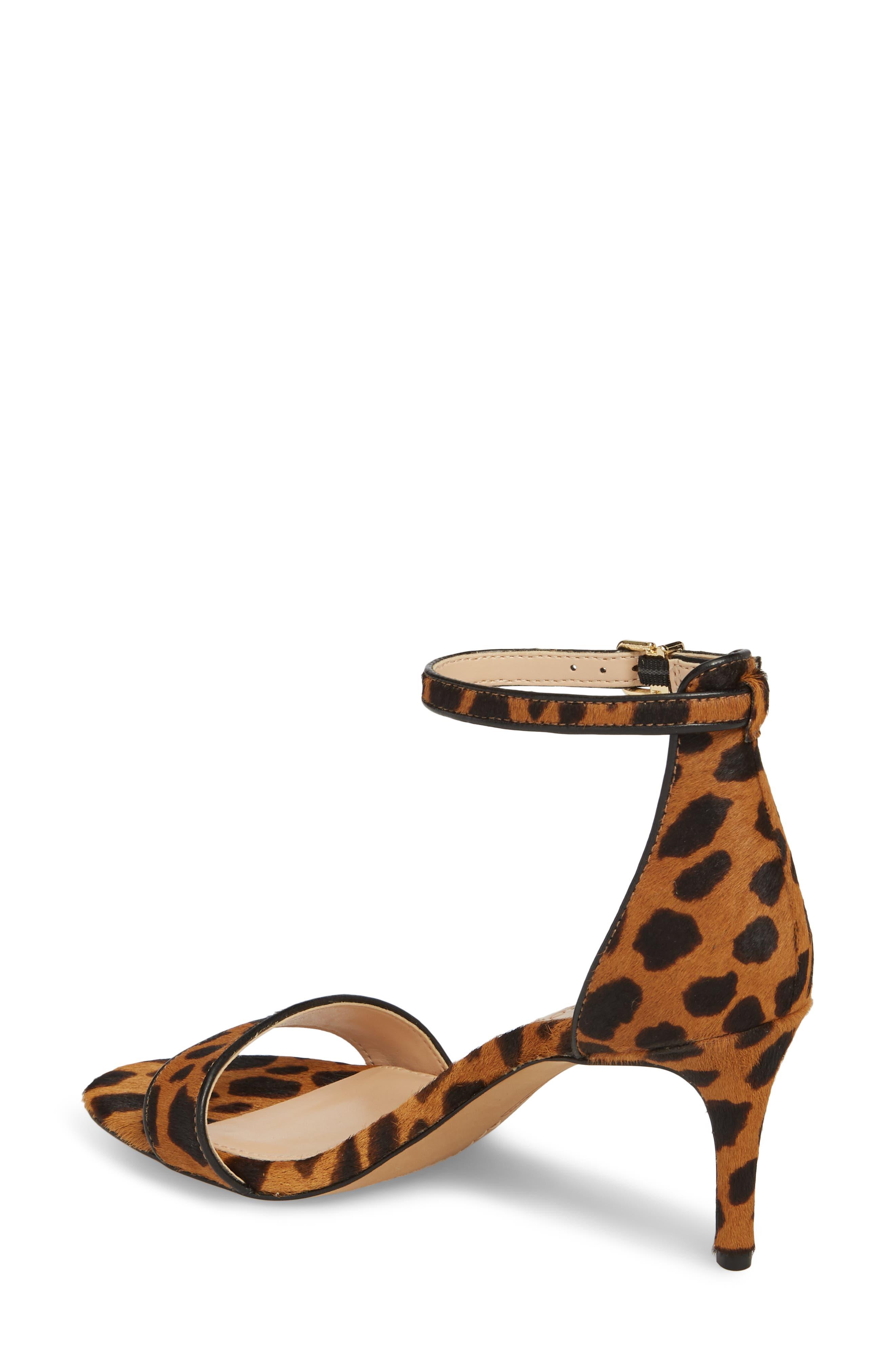 Alternate Image 2  - Vince Camuto Sebatini Genuine Calf Hair Sandal (Women)