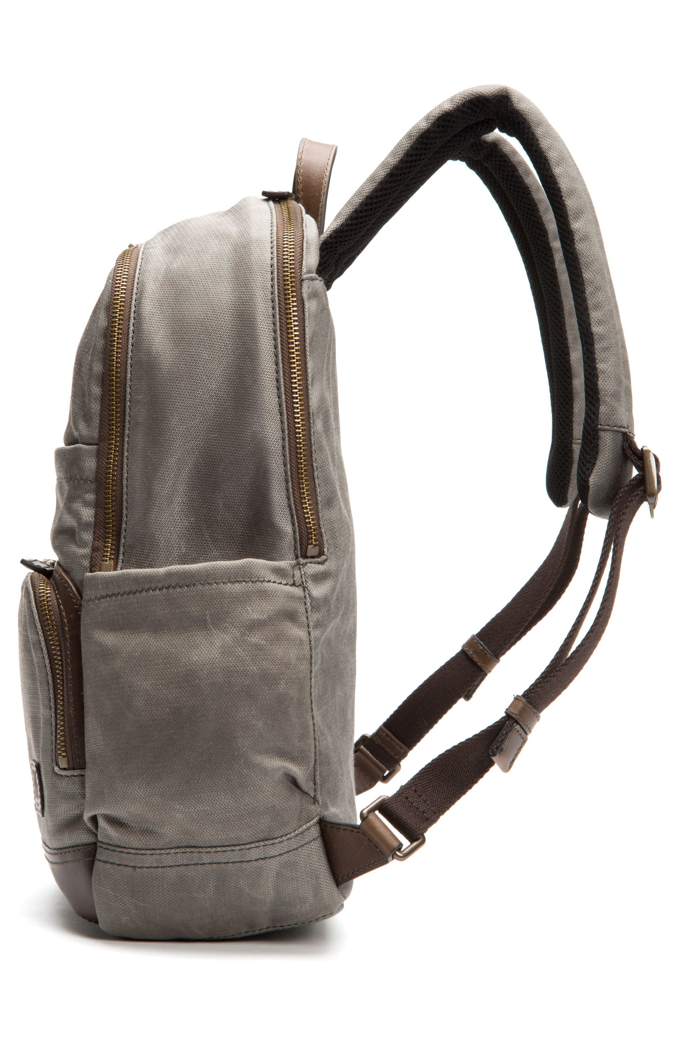 Carter Backpack,                             Alternate thumbnail 5, color,                             Slate