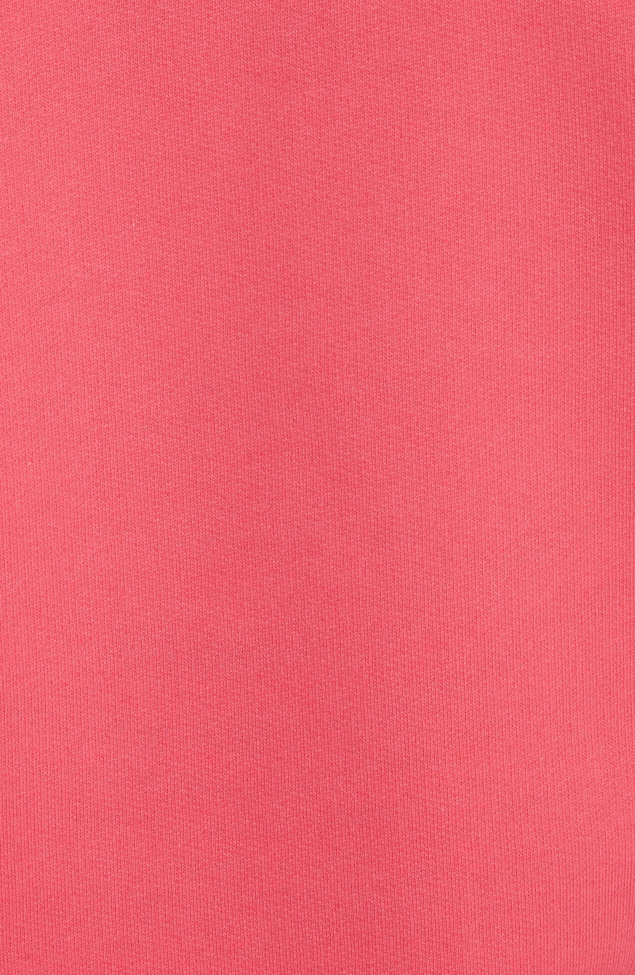 Fairview Crewneck Sweatshirt,                             Alternate thumbnail 6, color,                             Neon Pink