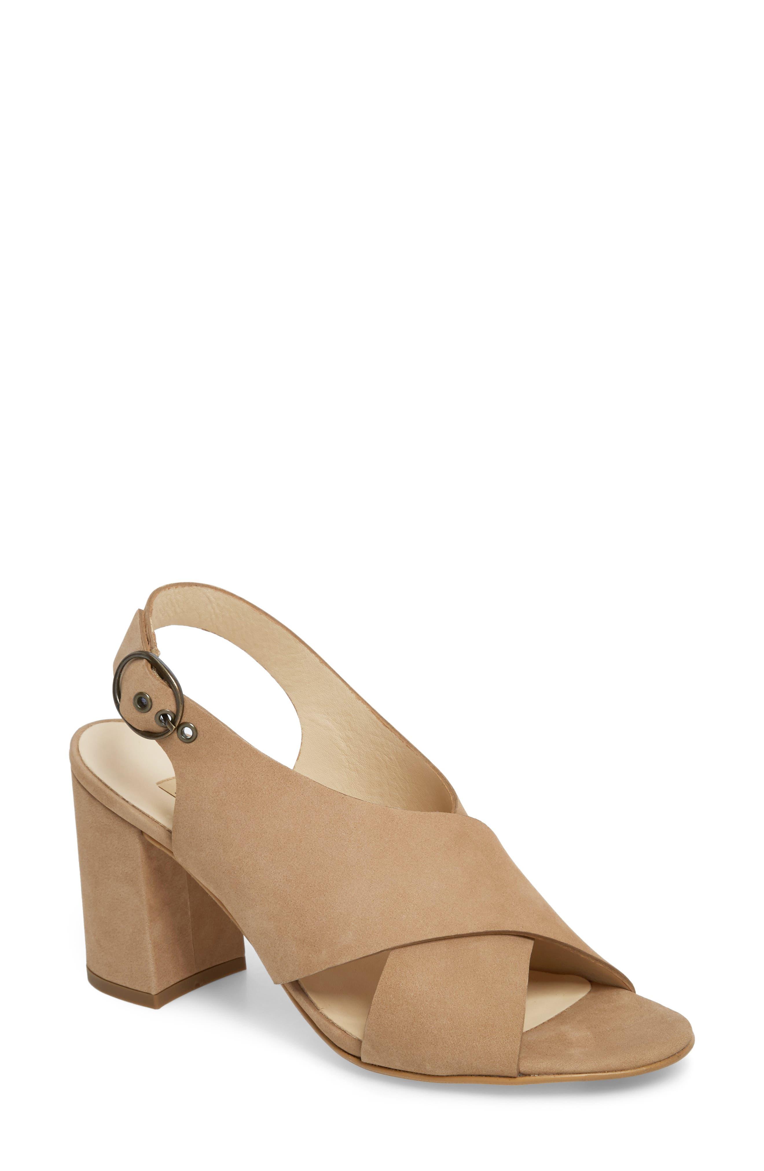 Paul Green Retro Slingback Sandal (Women)