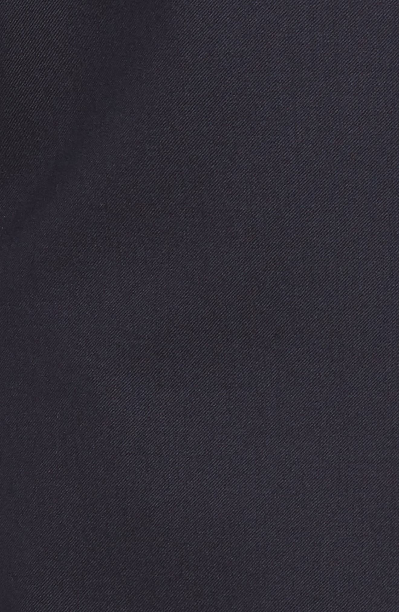 Hence CYL Trim Fit Wool Dinner Jacket,                             Alternate thumbnail 5, color,                             Dark Blue