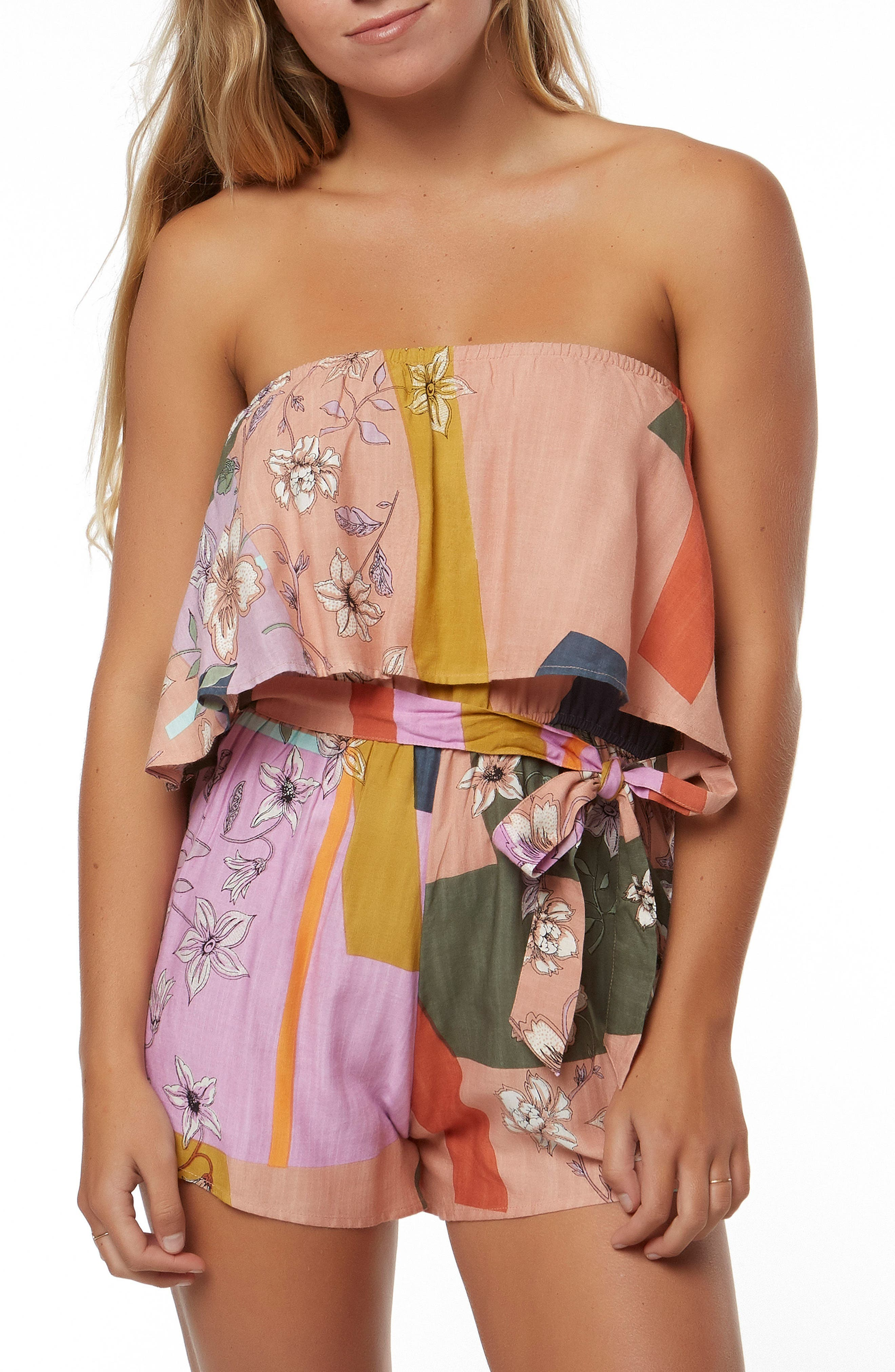 Mandia Cover Up Romper by O'neill