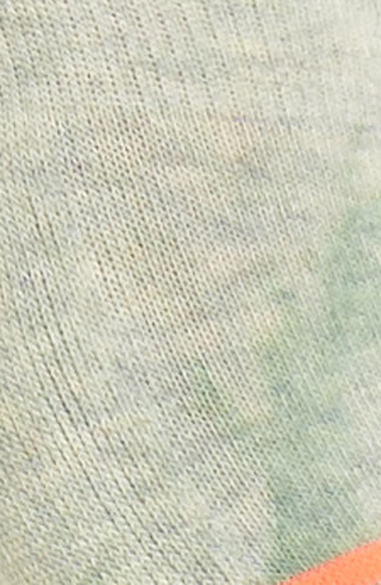 Mint No-Show Socks,                             Alternate thumbnail 3, color,                             Mint