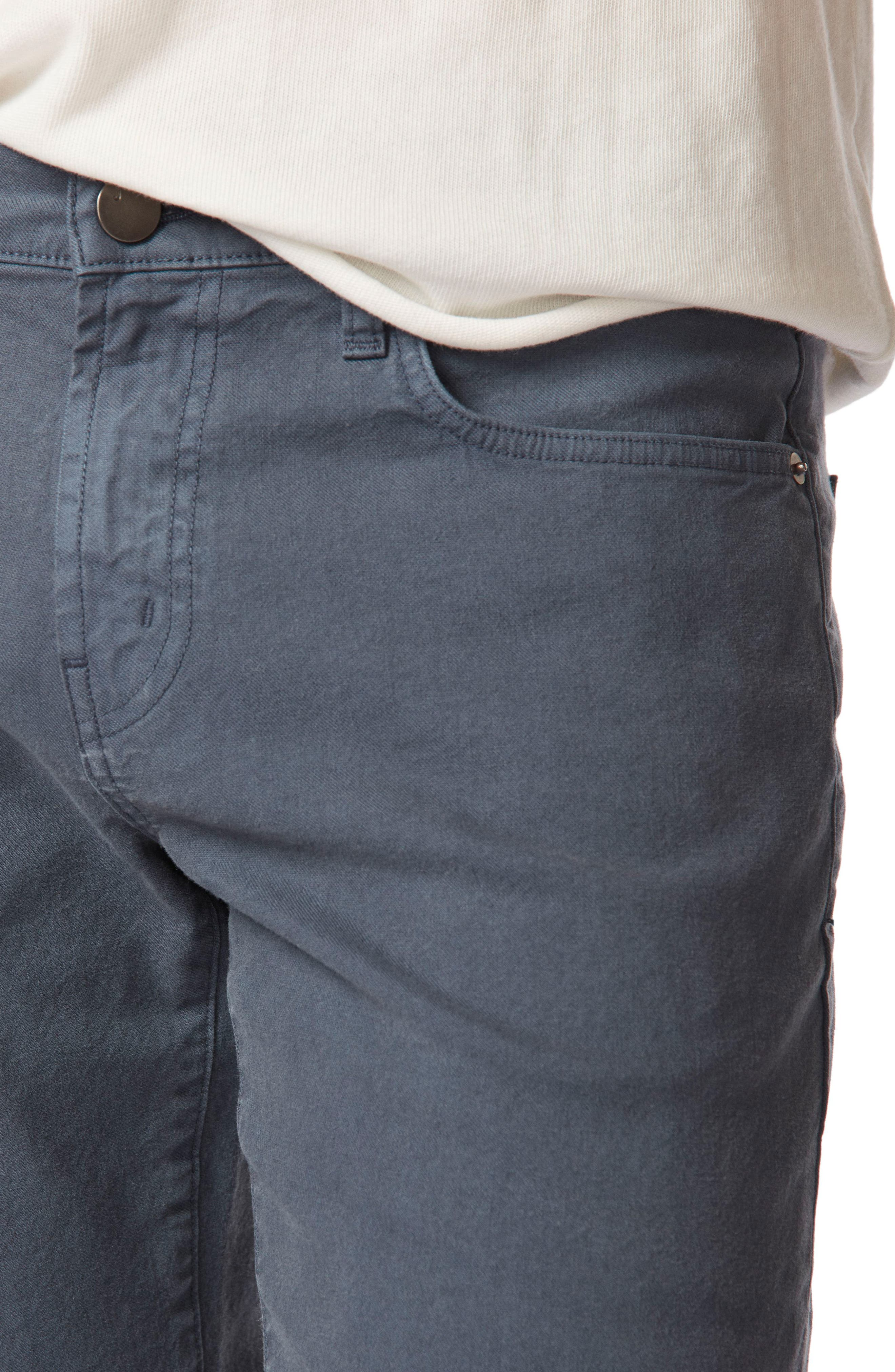 Kane Straight Fit Pant,                             Alternate thumbnail 4, color,                             Tilite