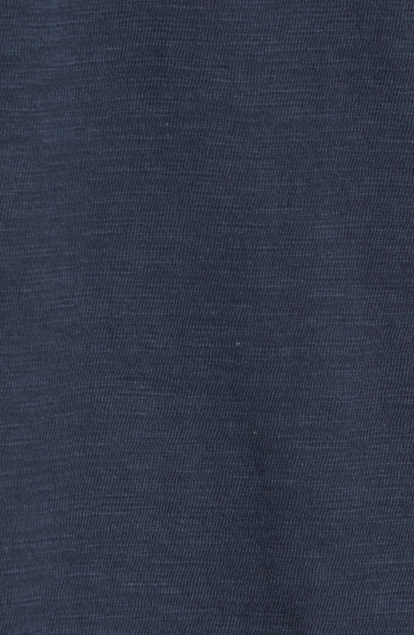 MLB Grit Scrum New York Yankees T-Shirt,                             Alternate thumbnail 5, color,                             Midnight