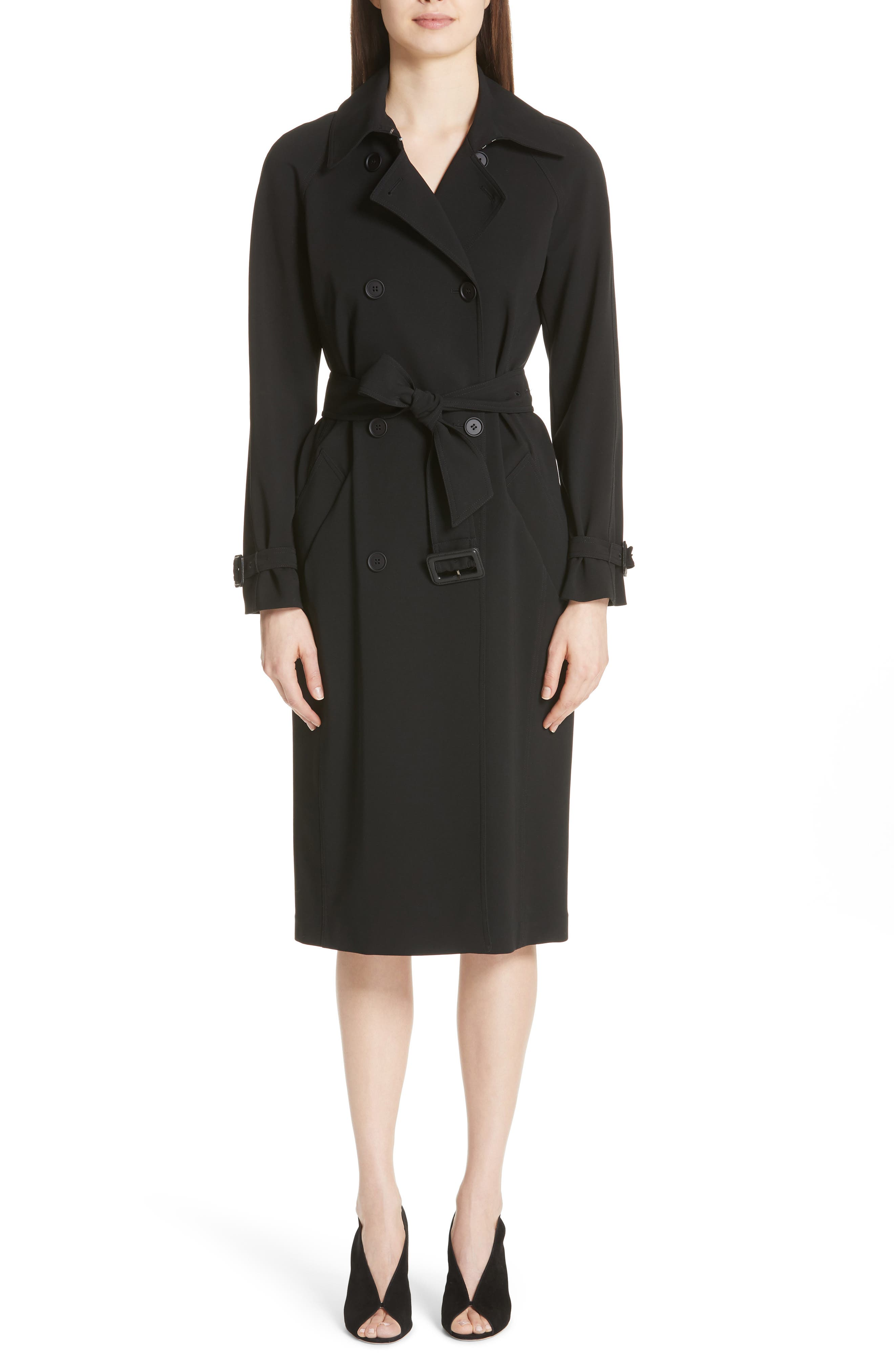 Max Mara Calmi Trench Coat