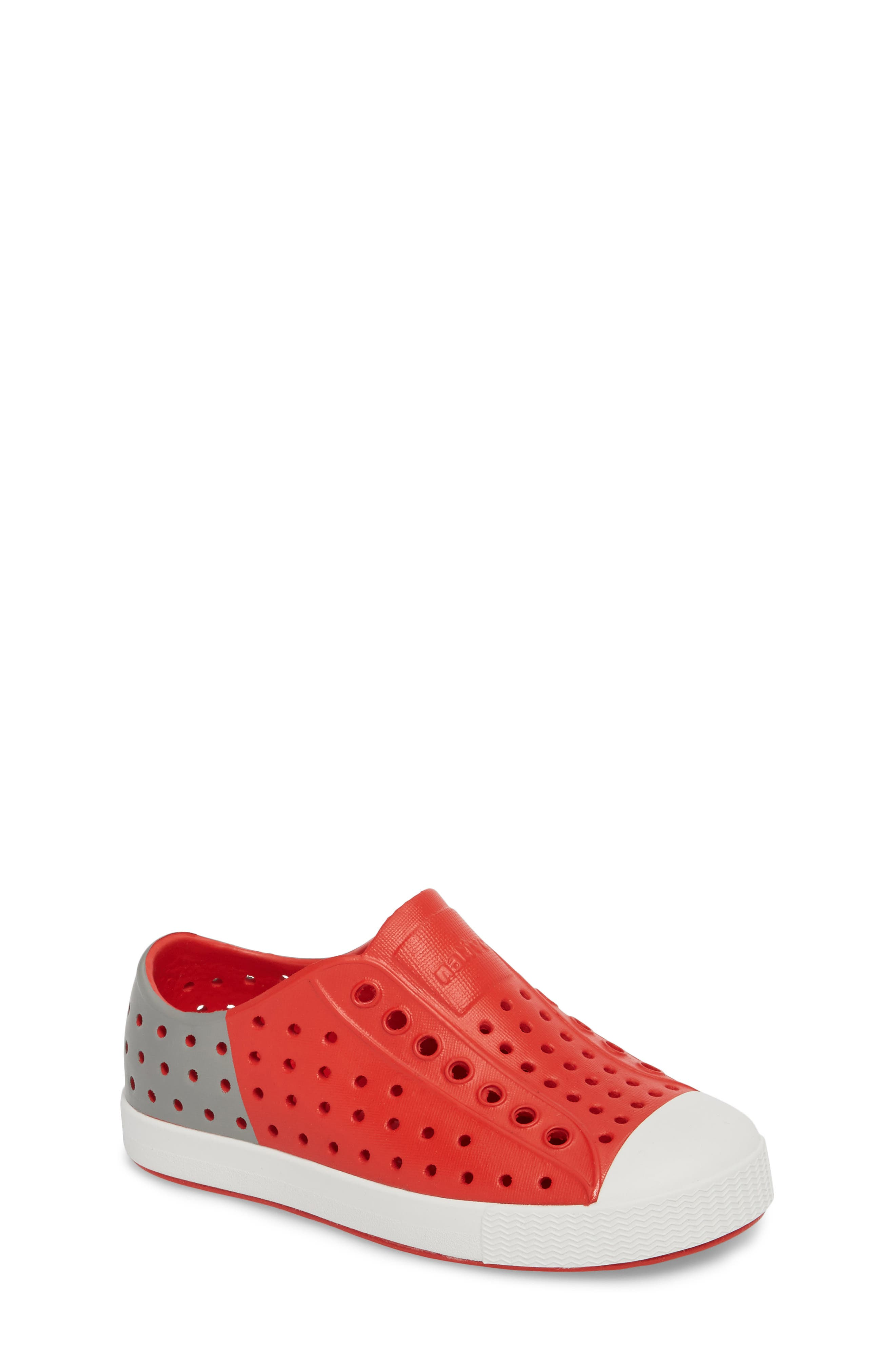Native Shoes 'Jefferson' Slip-On Sneaker (Baby, Walker, Toddler, Little Kid & Big Kid)