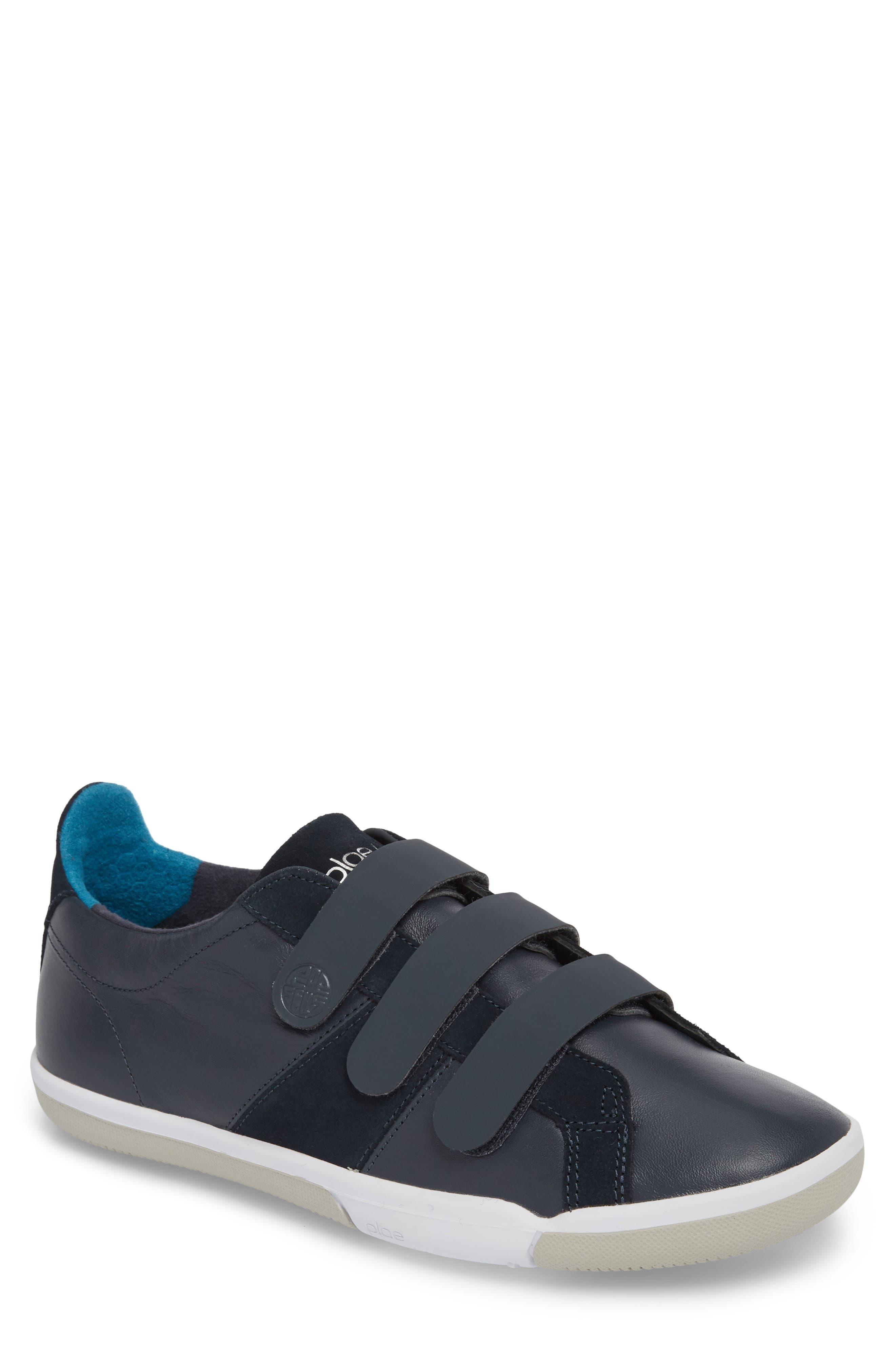 Larkin Low Top Sneaker,                             Main thumbnail 1, color,                             Blue Nights