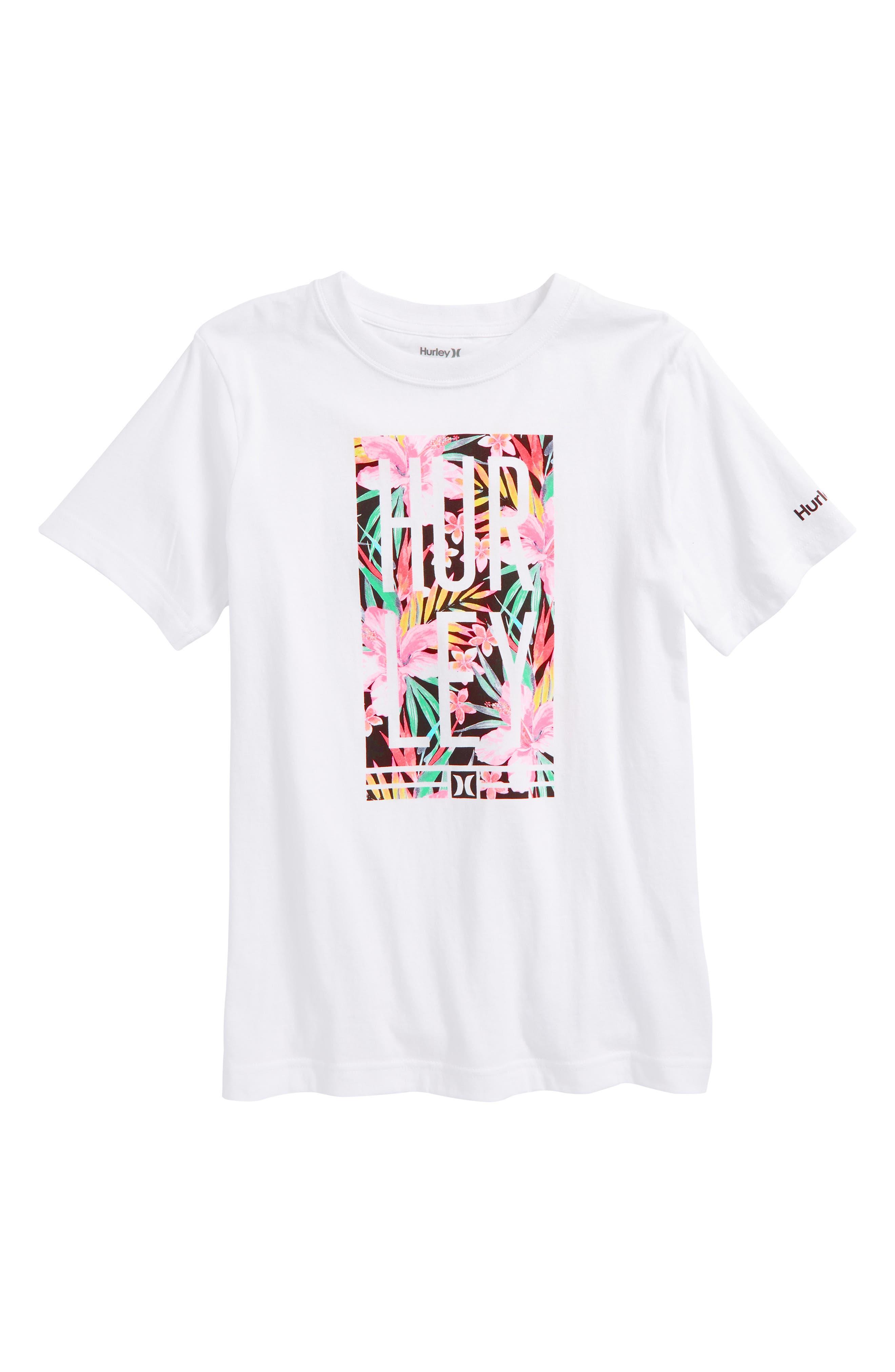 Ko Box T-Shirt,                         Main,                         color, White