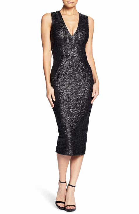 Dress The Potion Rani Open Back Sequin
