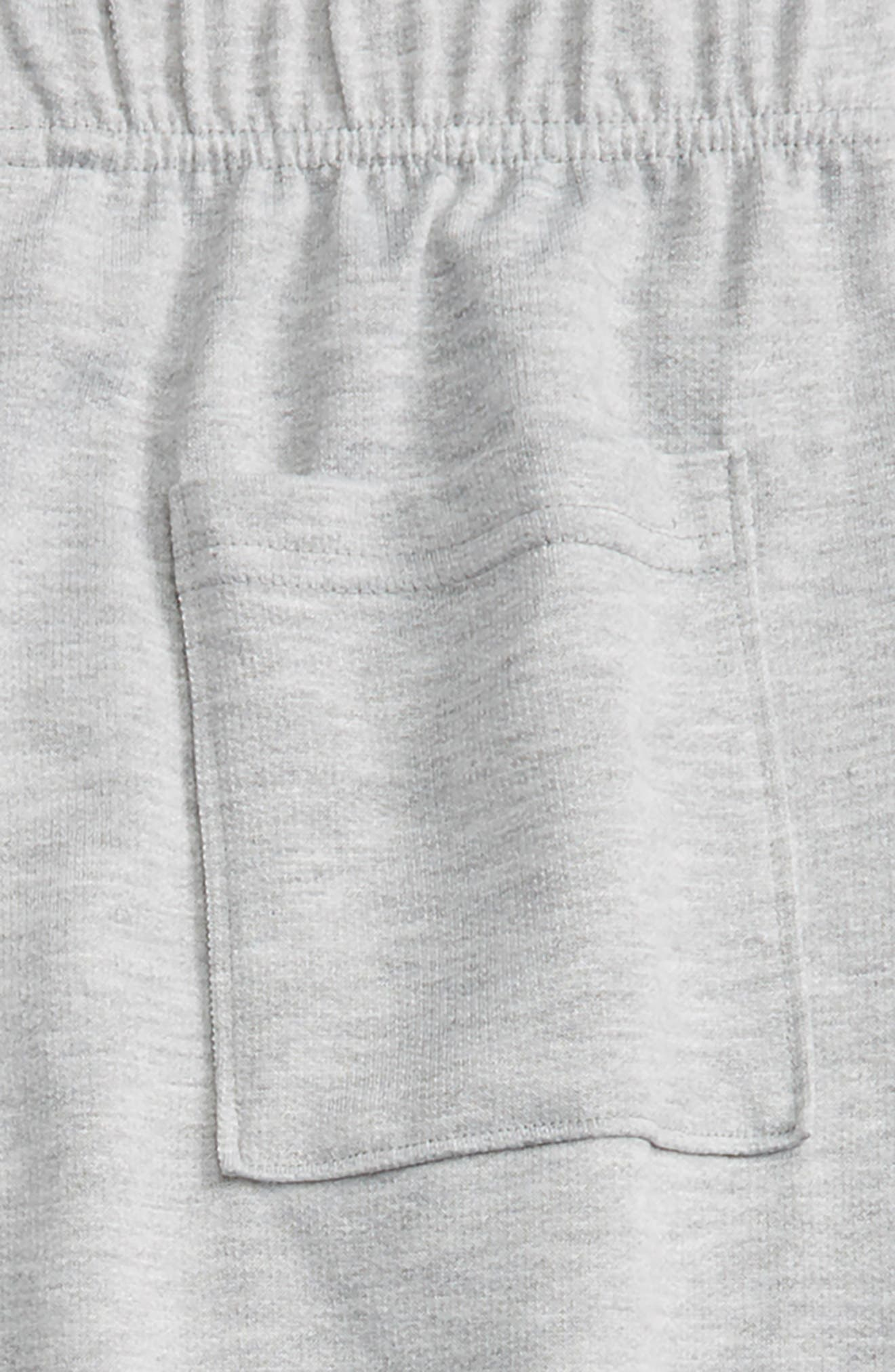 Jogger Pants,                             Alternate thumbnail 3, color,                             Grey Medium Heather