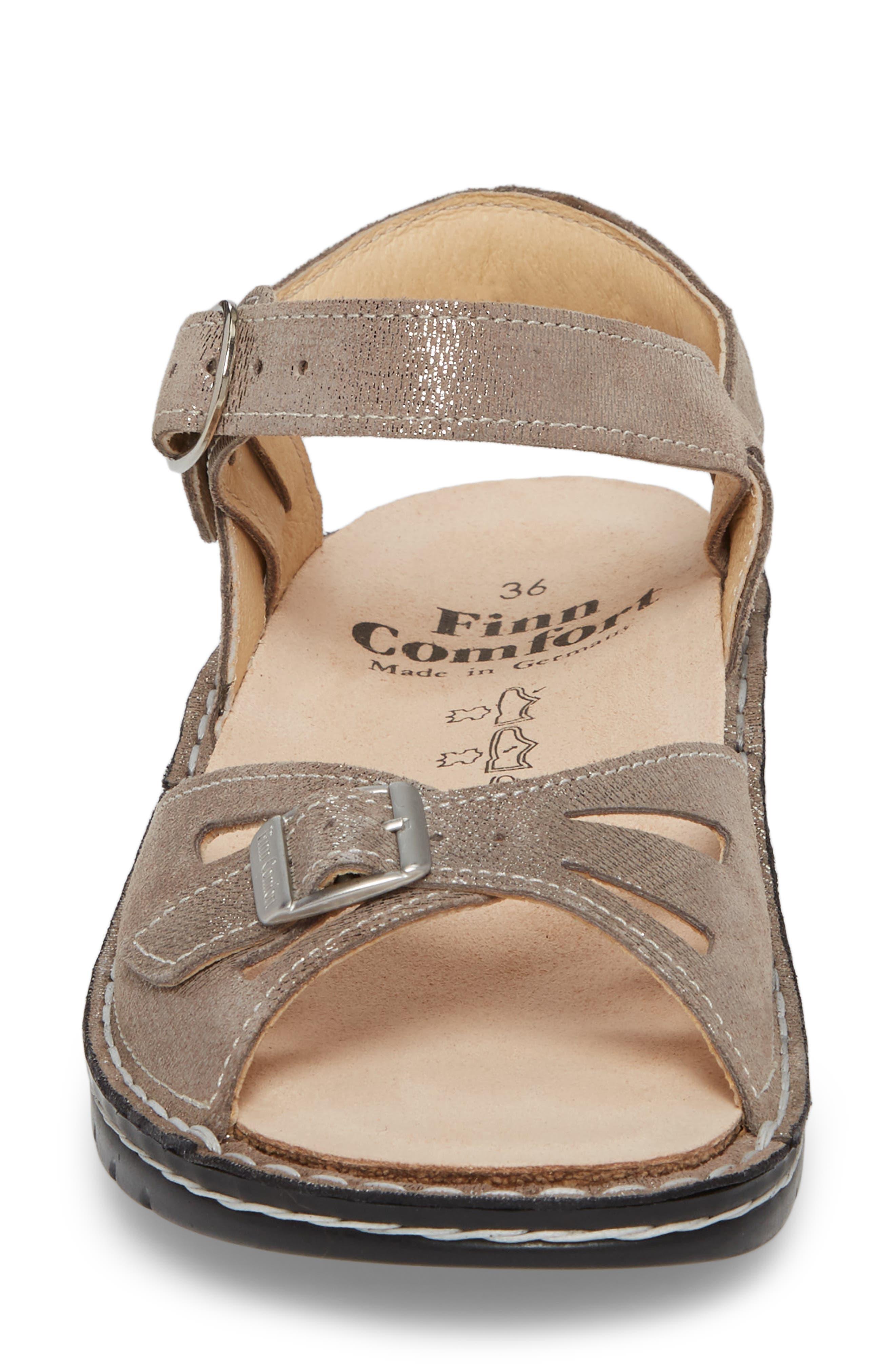 Motomachi Sandal,                             Alternate thumbnail 4, color,                             Fango Leather