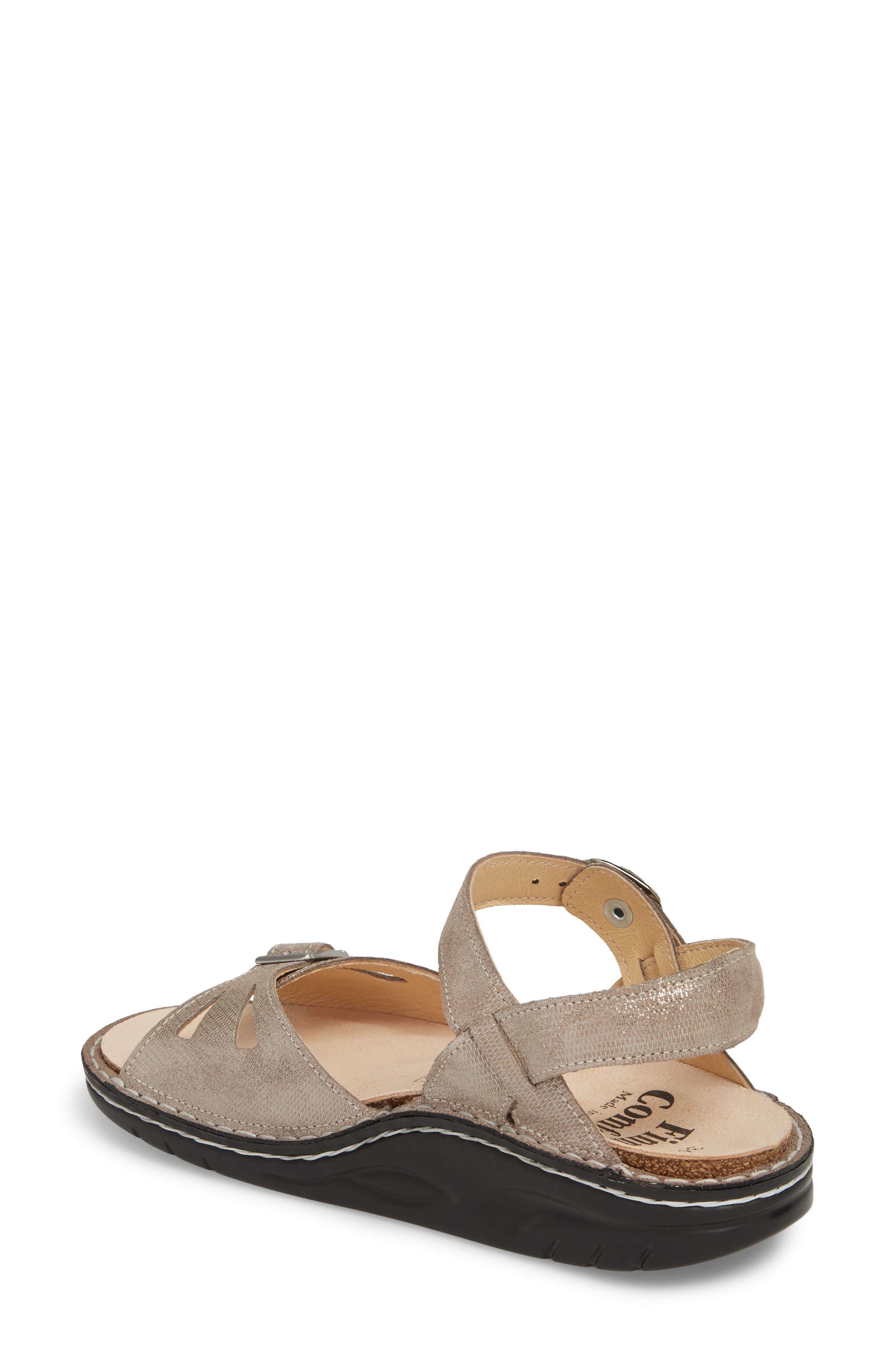 Motomachi Sandal,                             Alternate thumbnail 2, color,                             Fango Leather