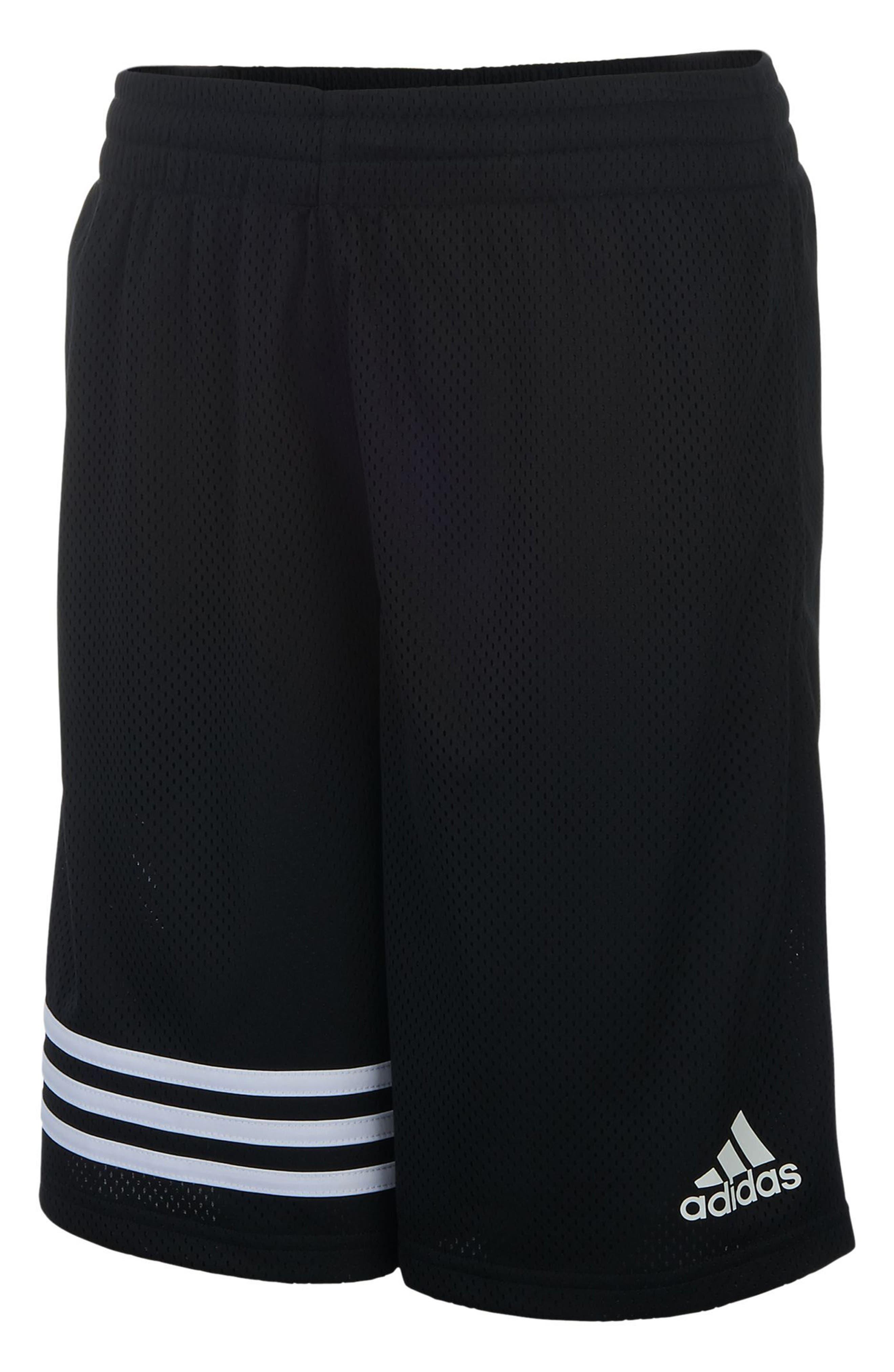 adidas Replenishment Defender Shorts (Big Boys)