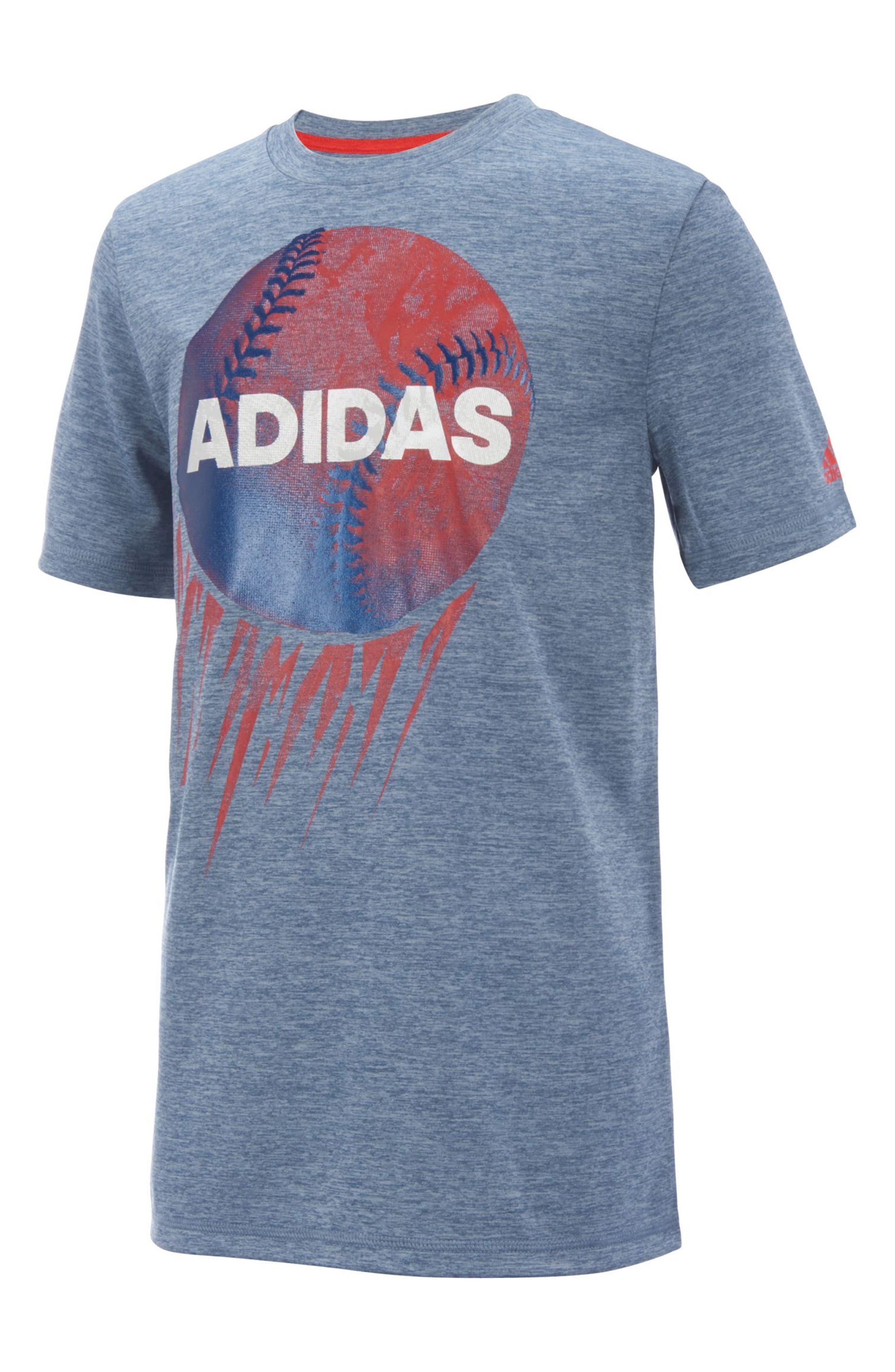 adidas Rocket Ball T-Shirt (Big Boys)