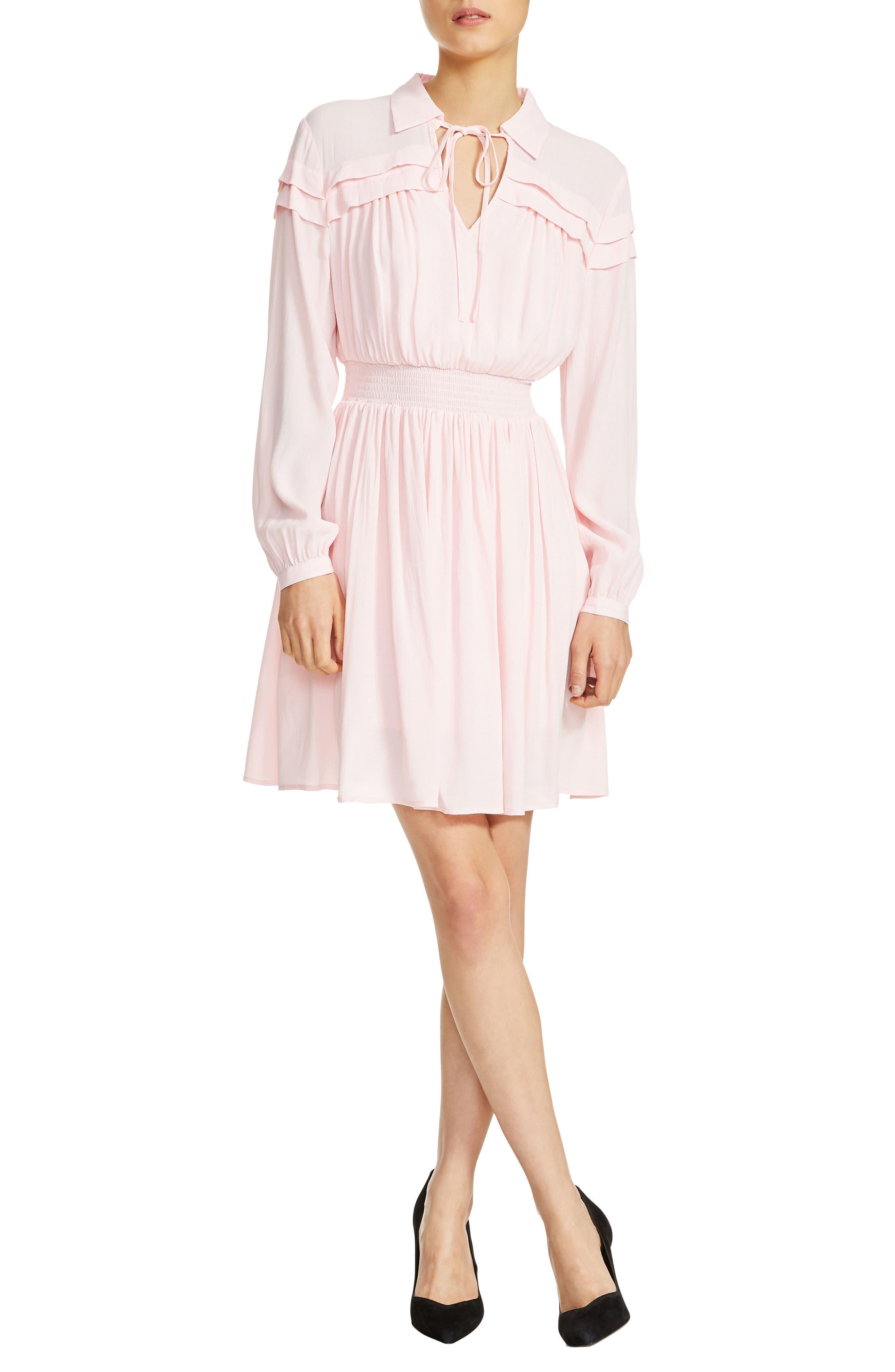 Rubin Shirdress,                         Main,                         color, Pink