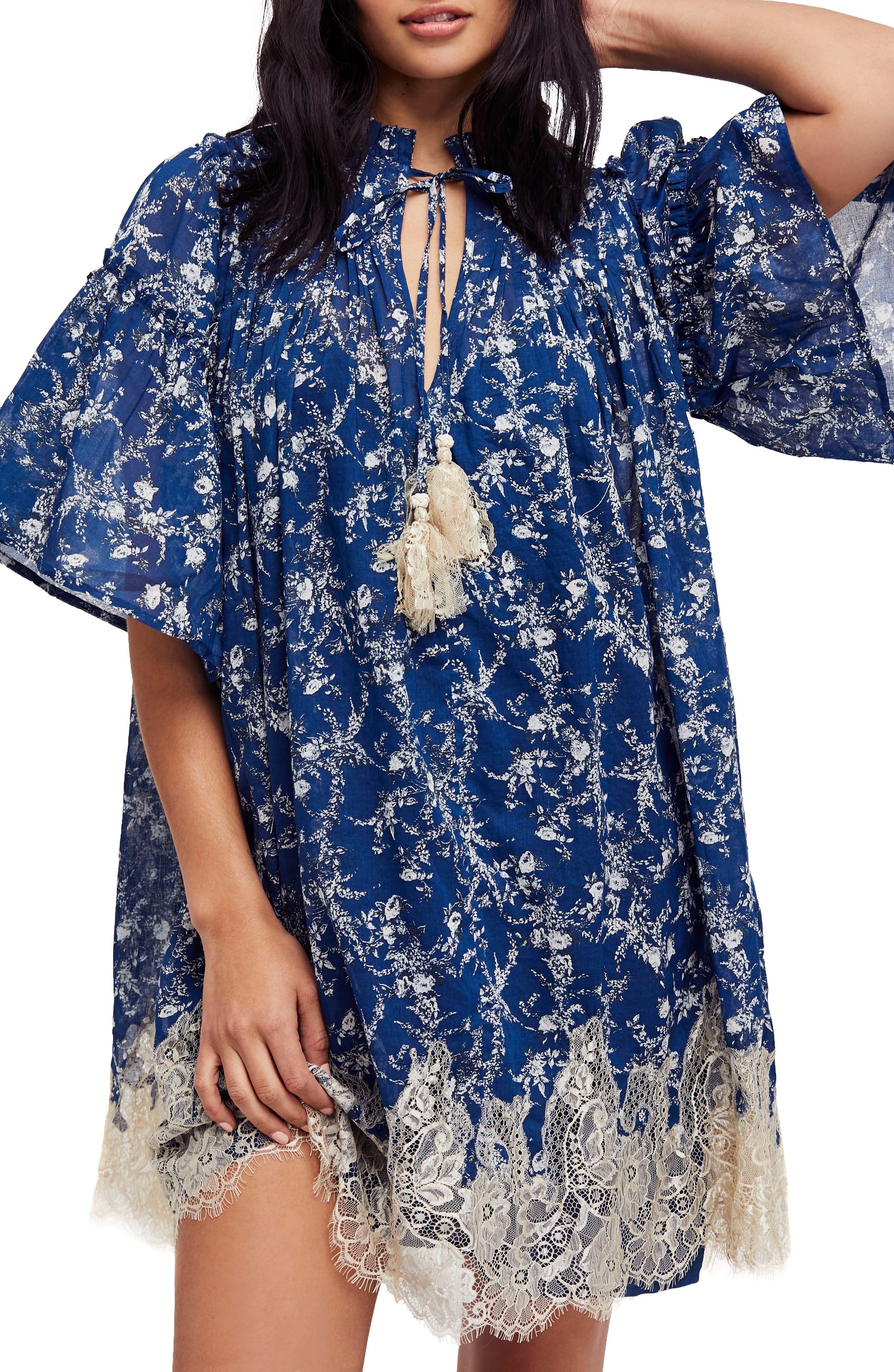 Main Image - Free People Marigold Minidress