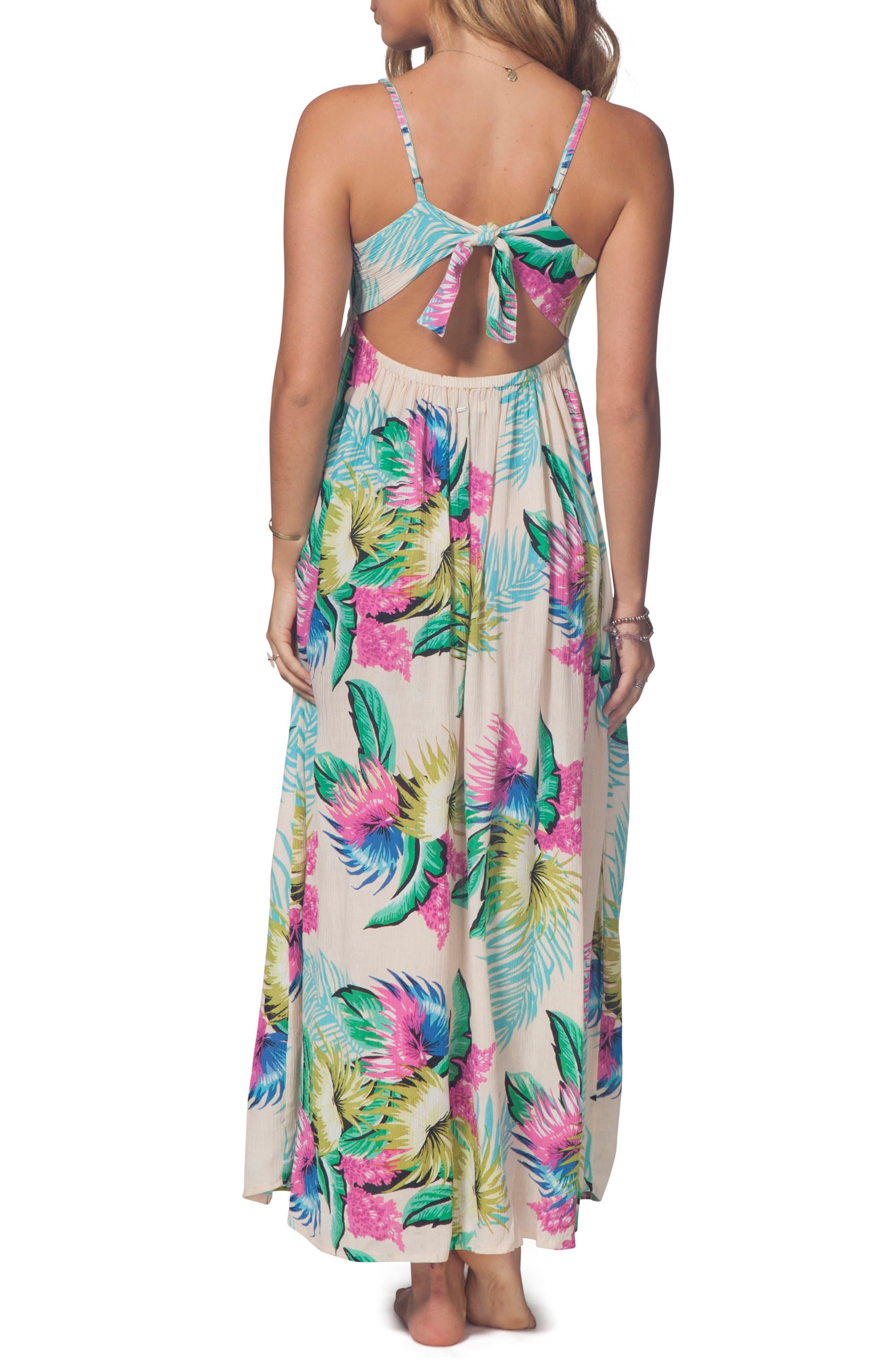 Alternate Image 2  - Rip Curl Ophelia Maxi Dress