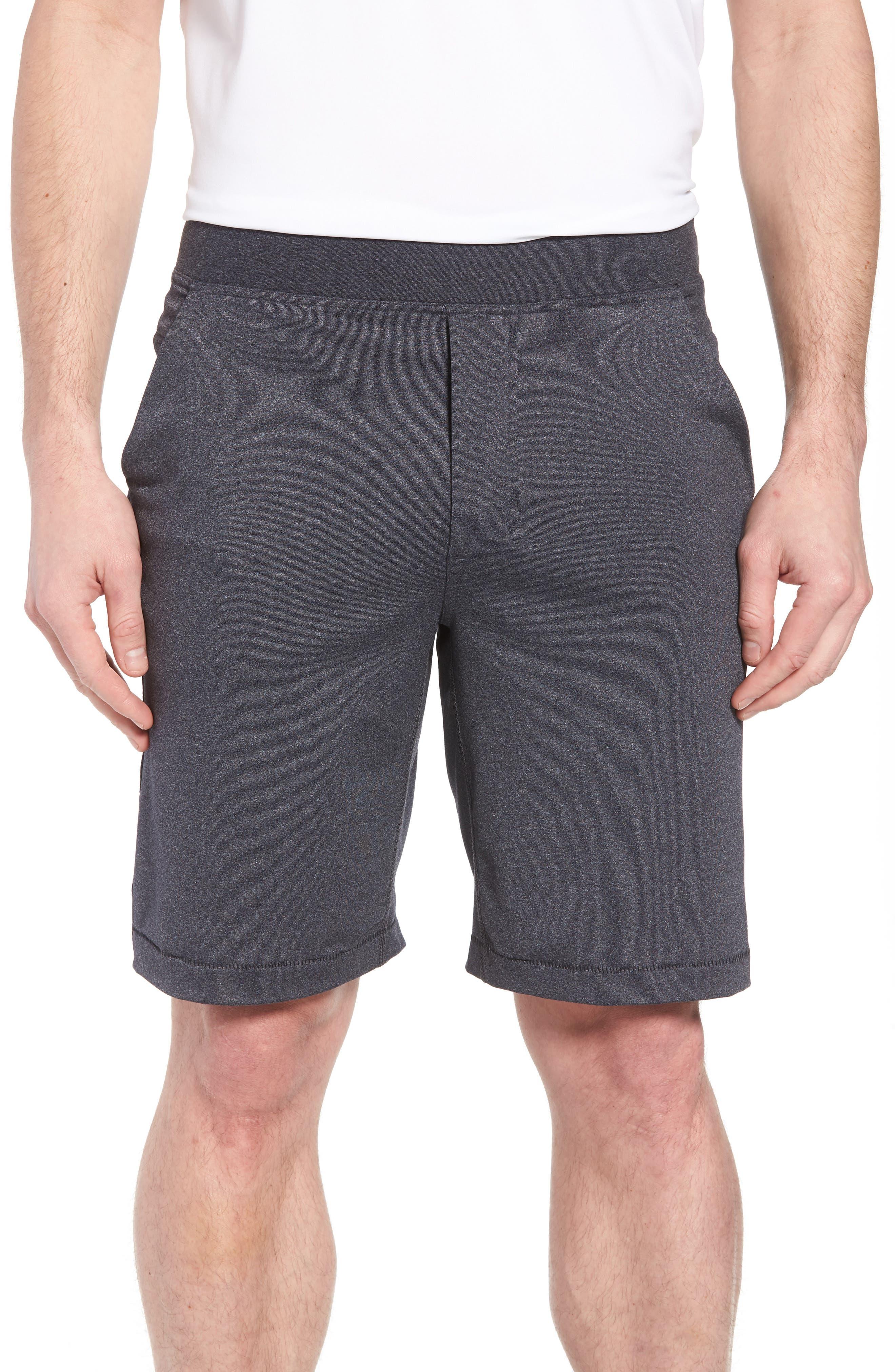 206 Shorts,                             Main thumbnail 1, color,                             Charcoal