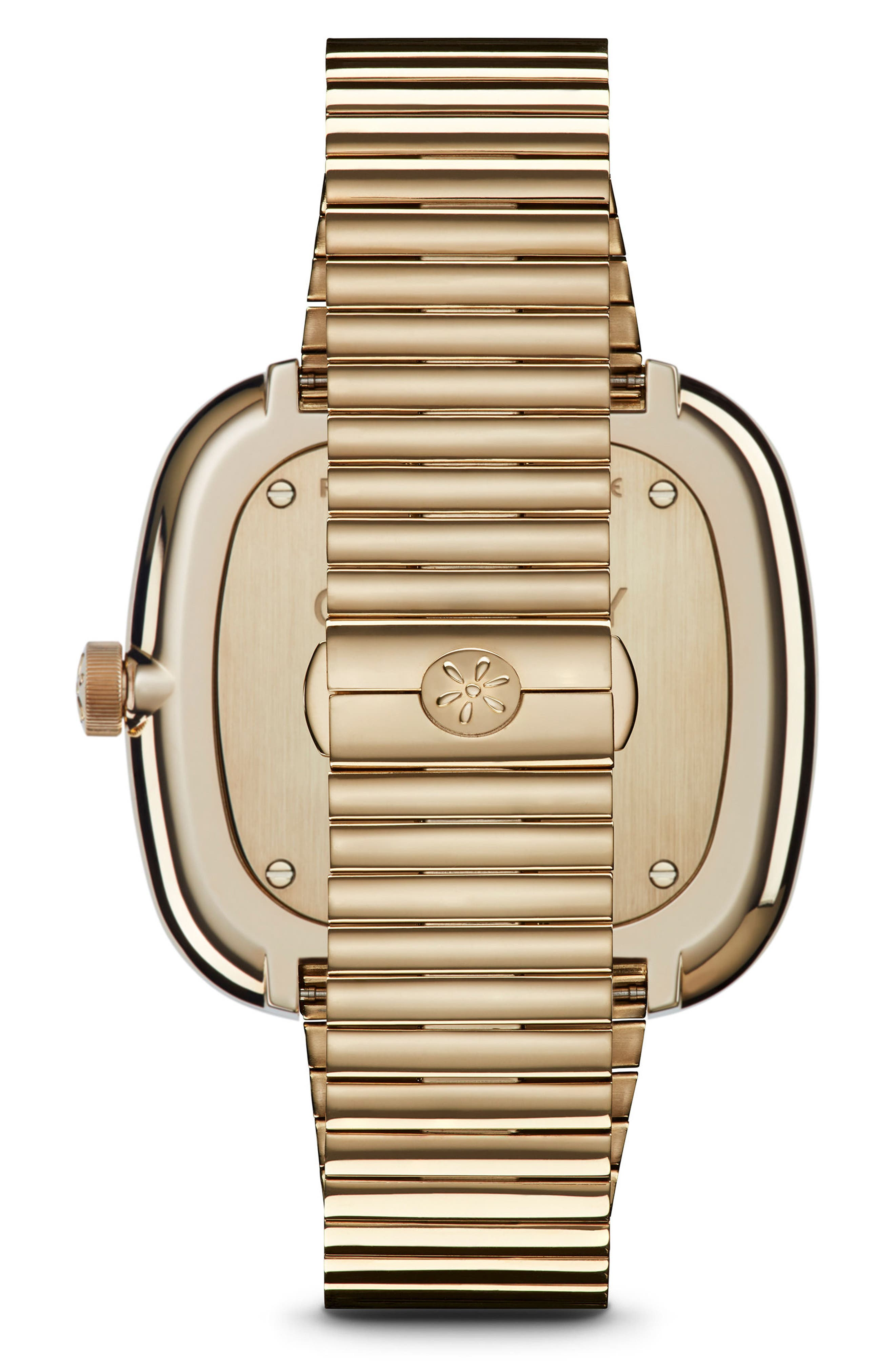 The Eppie Sneed Bracelet Watch, 40mm,                             Alternate thumbnail 2, color,                             Gold/ Mop/ Gold