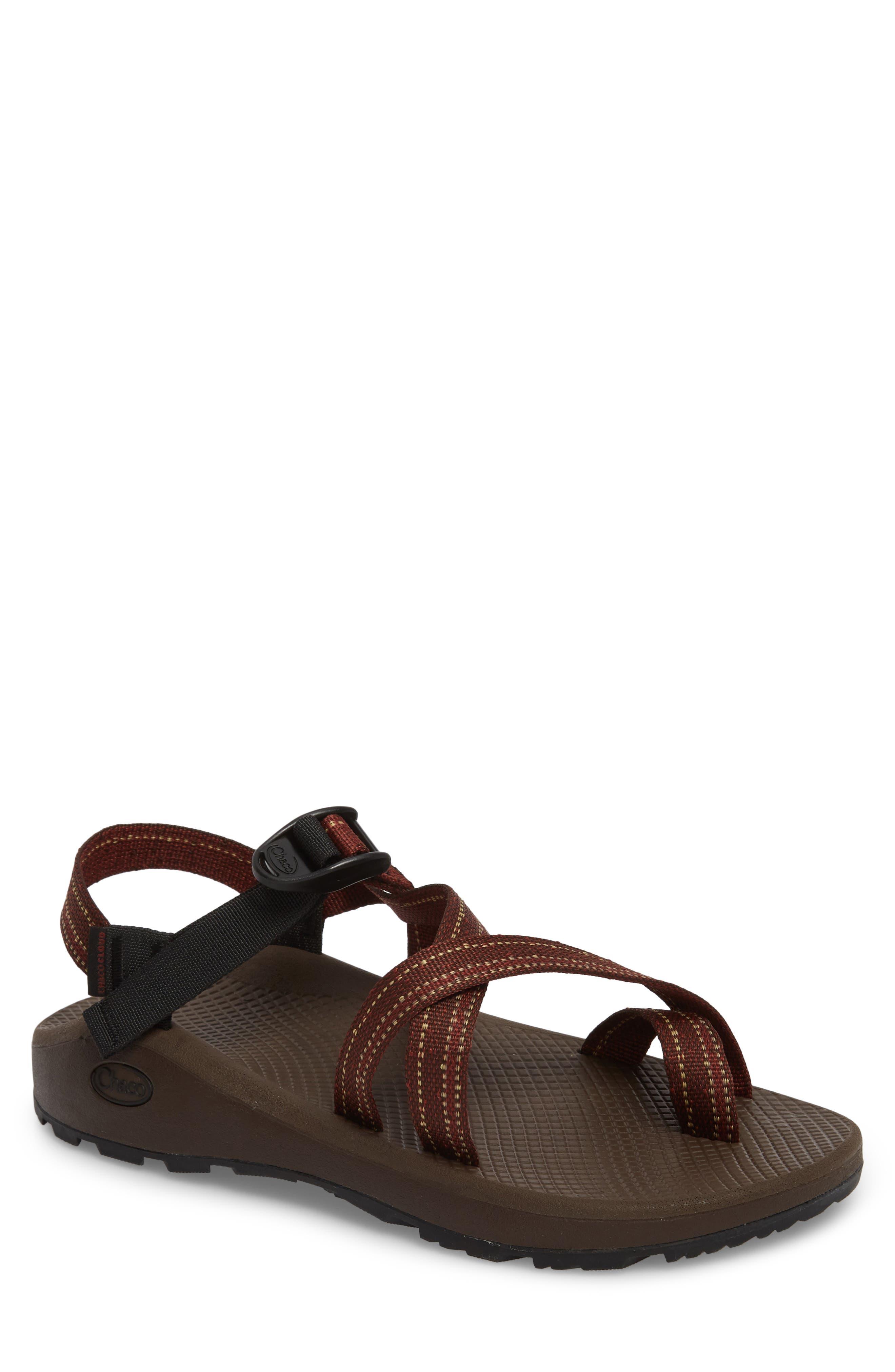 Z/Cloud 2 Sport Sandal,                             Main thumbnail 1, color,                             Seam Rust