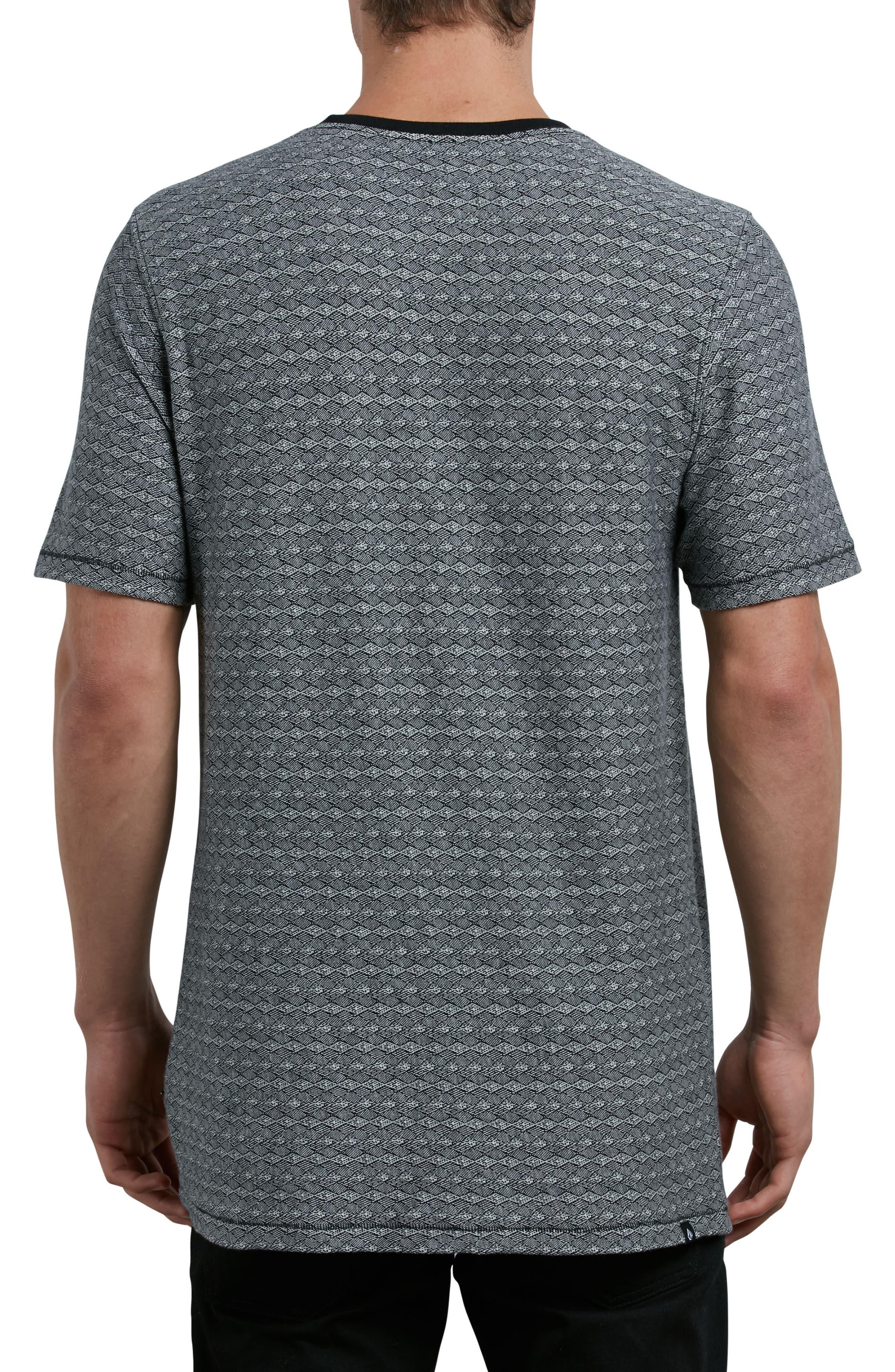 Chadwell Crewneck T-Shirt,                             Alternate thumbnail 2, color,                             Stealth