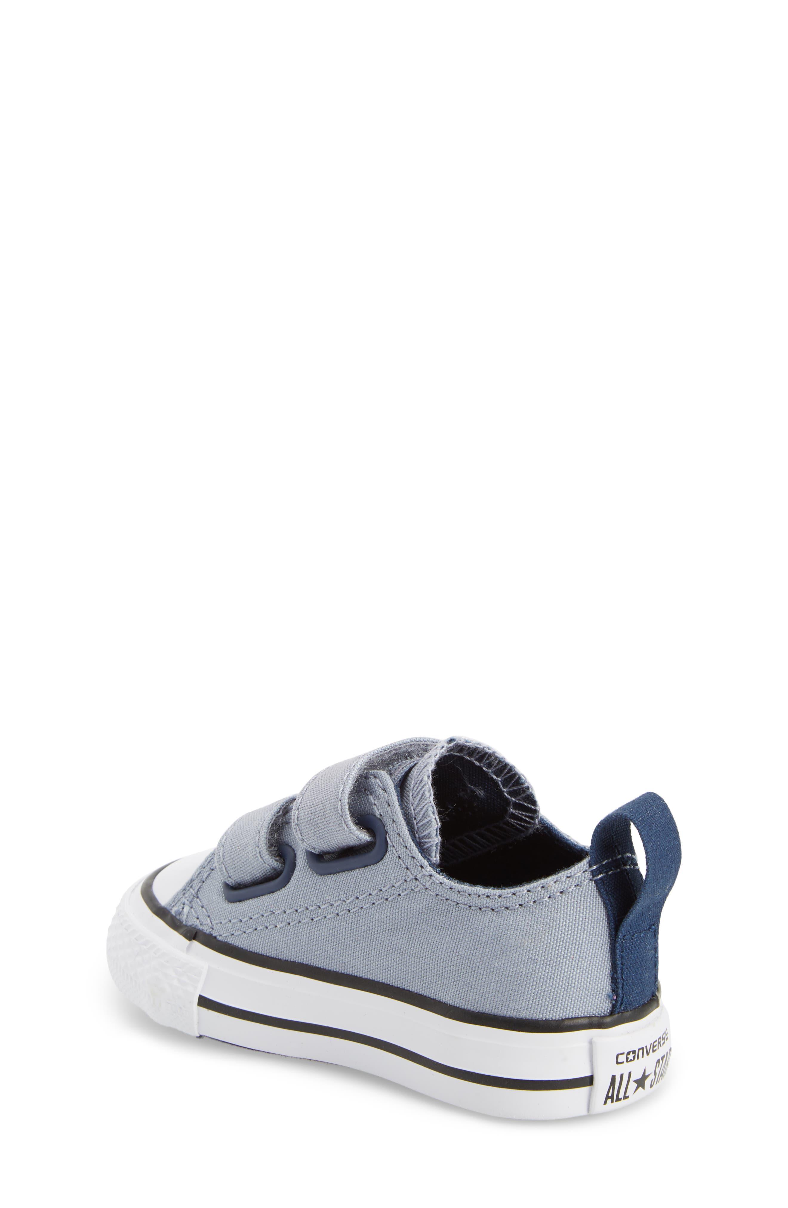 Chuck Taylor<sup>®</sup> All Star<sup>®</sup> Sneaker,                             Alternate thumbnail 2, color,                             Glacier Grey