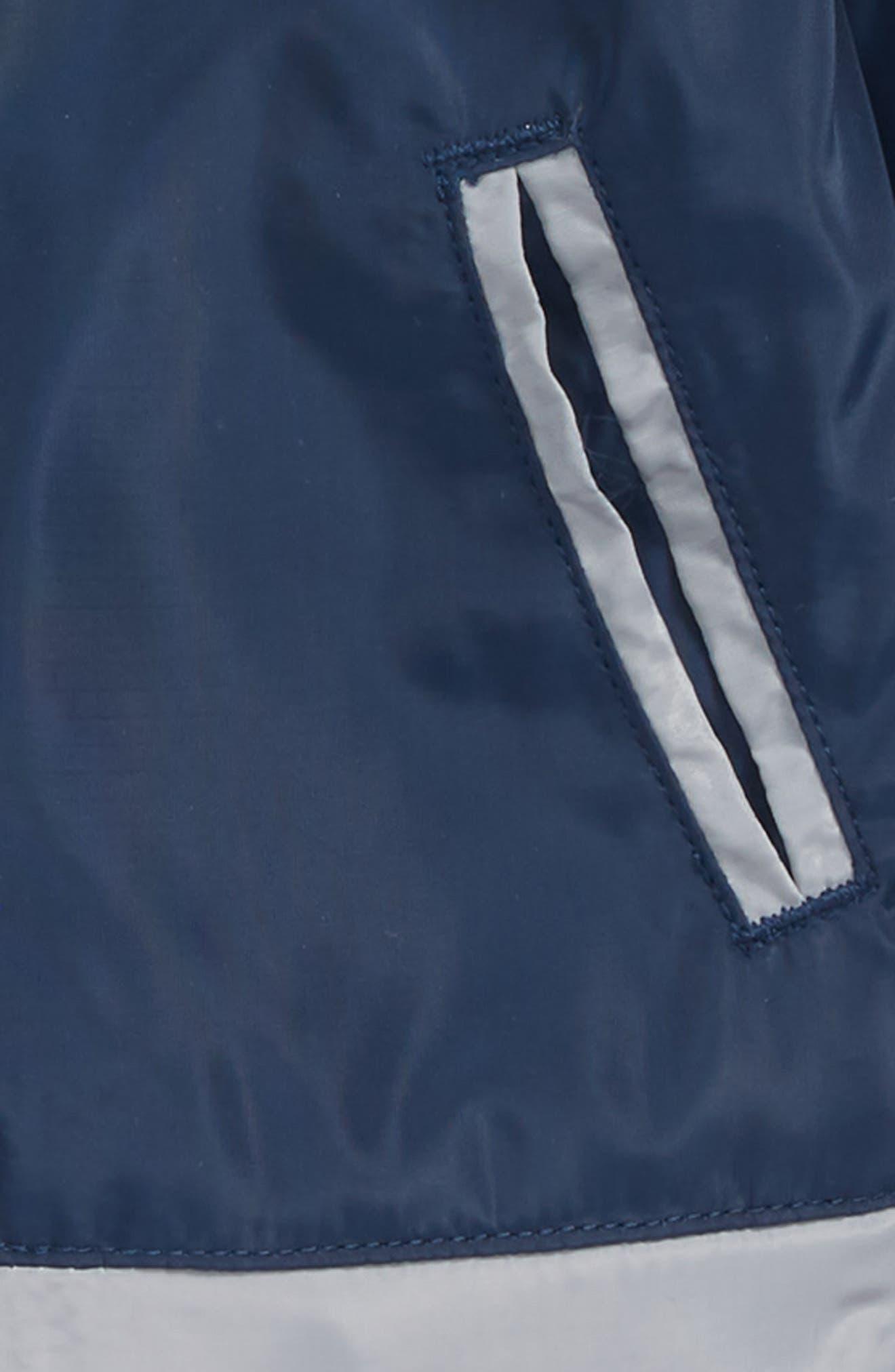 Fresh Hooded Jacket,                             Alternate thumbnail 2, color,                             Navy