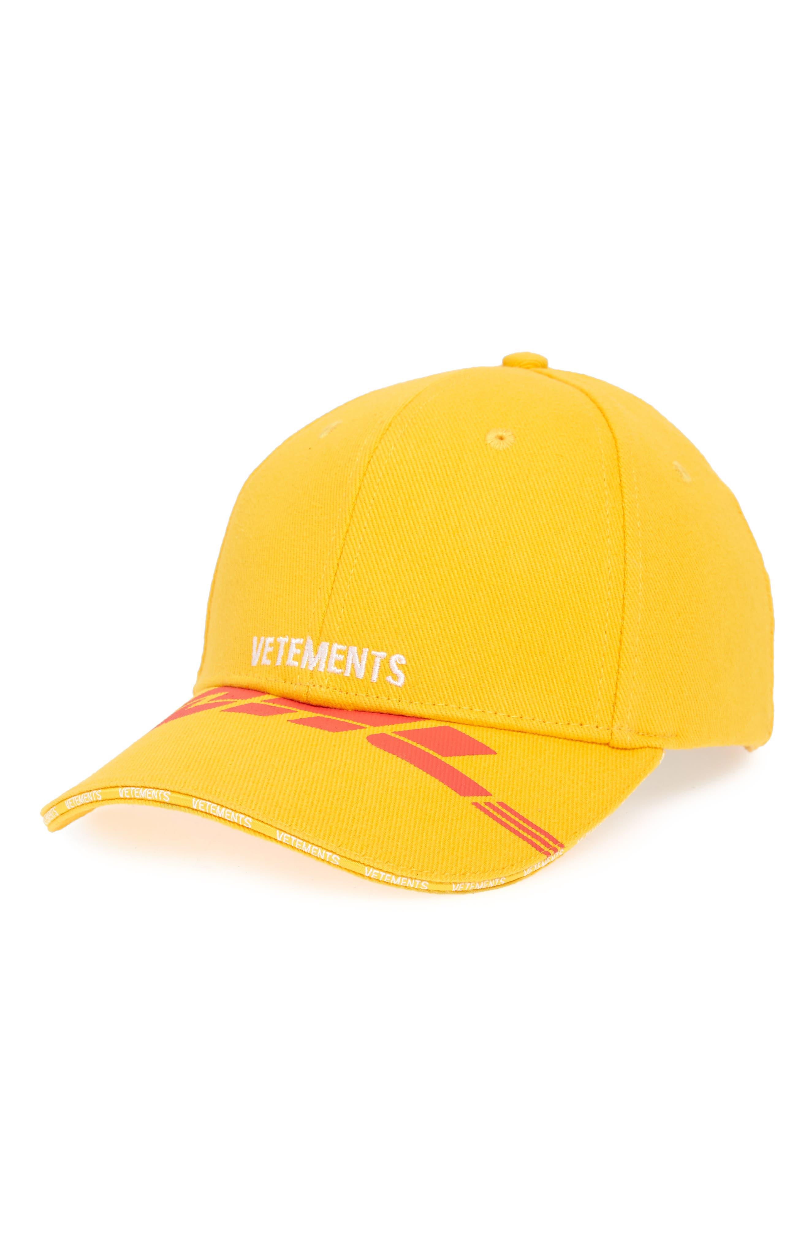 Vetements DHL Cap