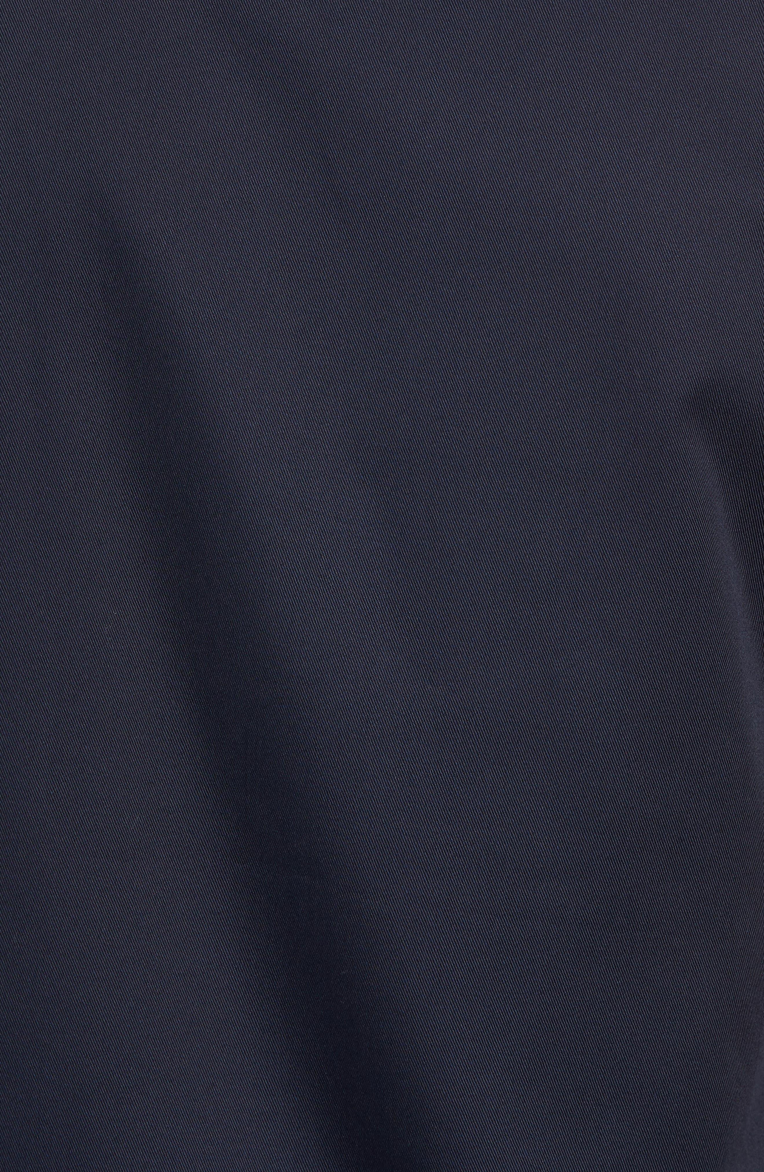 Medford Woven Shirt,                             Alternate thumbnail 5, color,                             Dark Navy