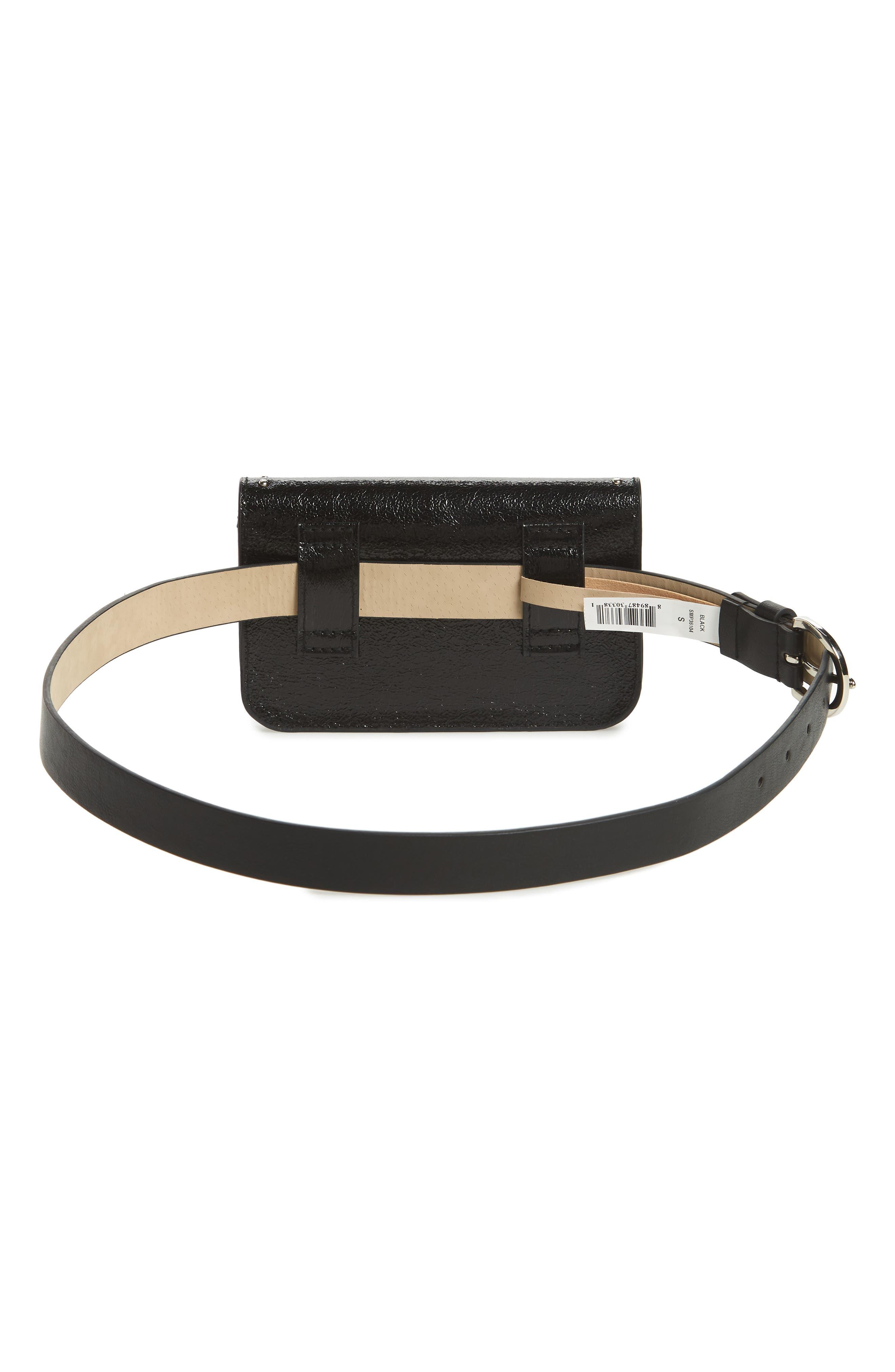 Alternate Image 4  - Steve Madden Hardware Belt Bag