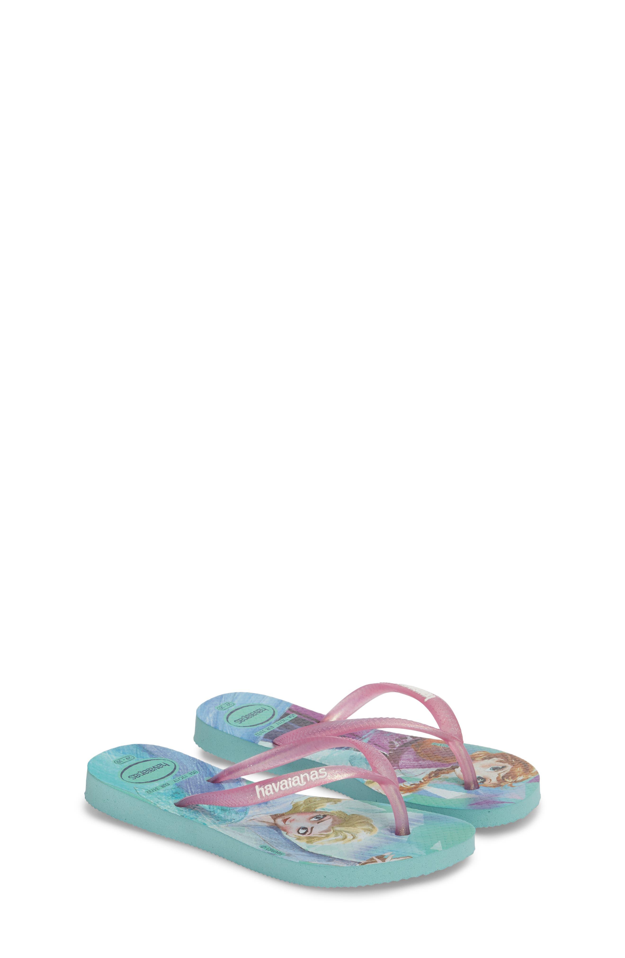 Alternate Image 3  - Havaianas Slim Frozen Flip Flop (Toddler & Little Kid)