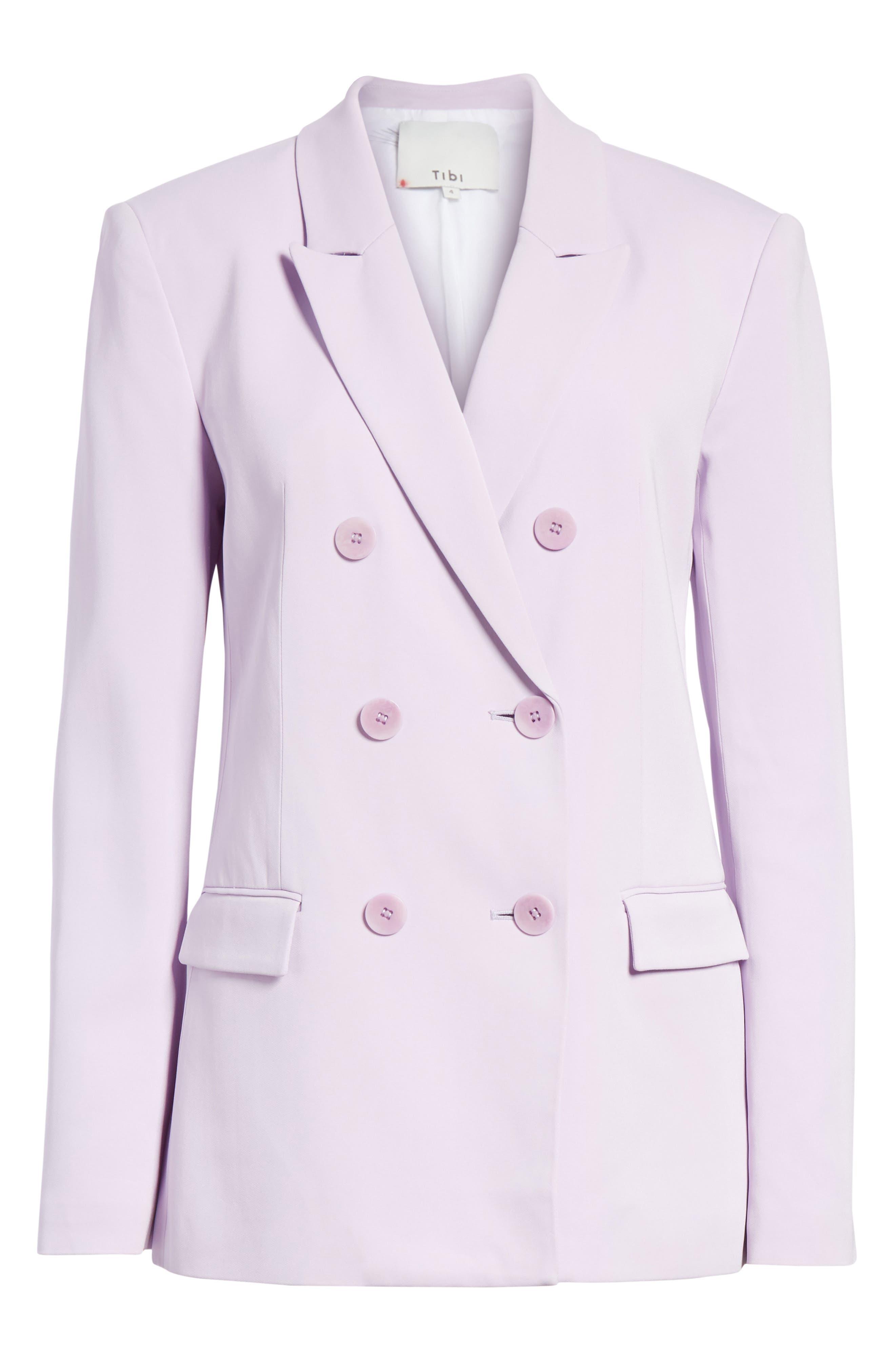 Steward Suit Jacket,                             Alternate thumbnail 7, color,                             Lavender