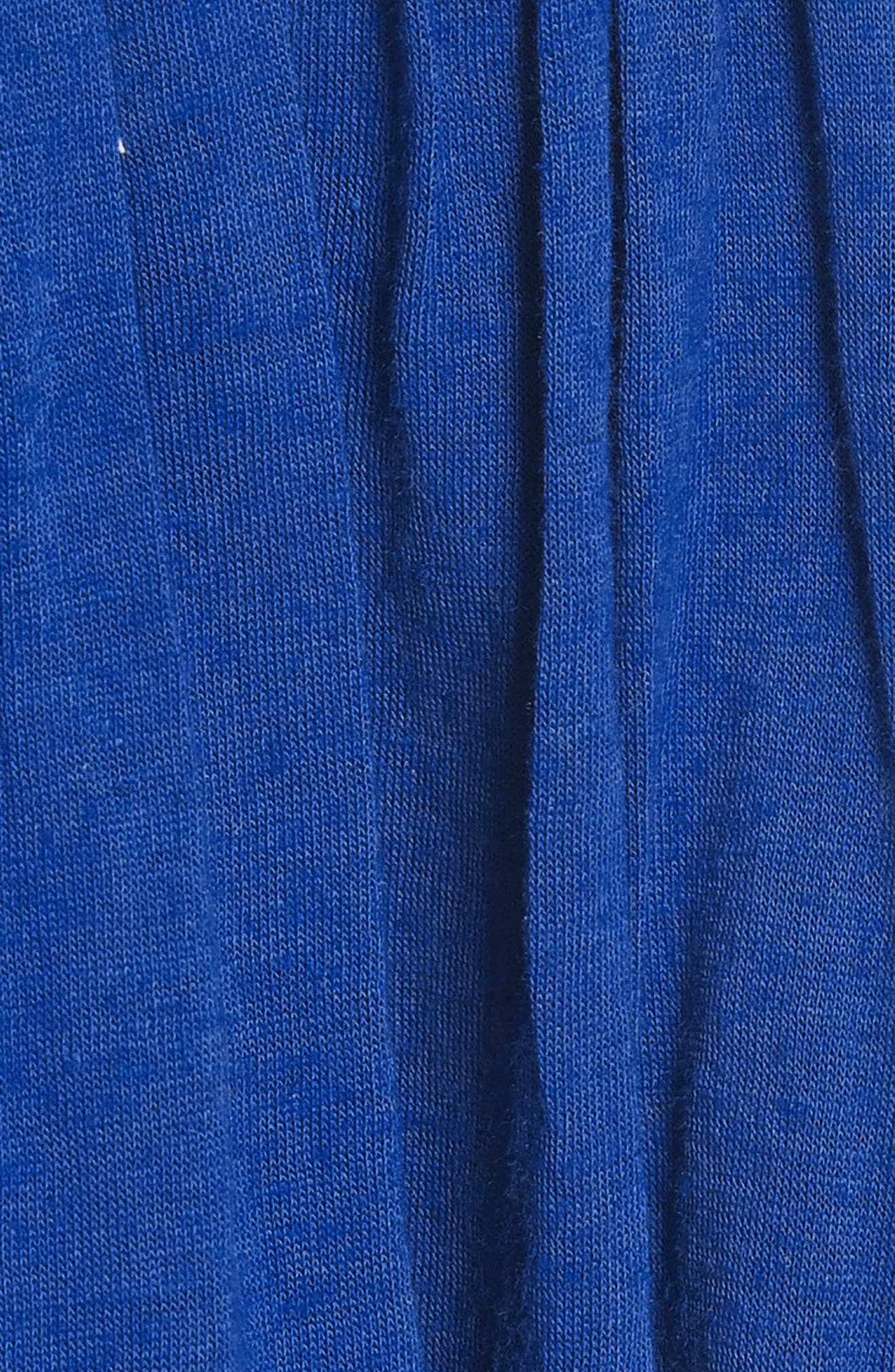 Carly Embroidered Blouse,                             Alternate thumbnail 5, color,                             Blue