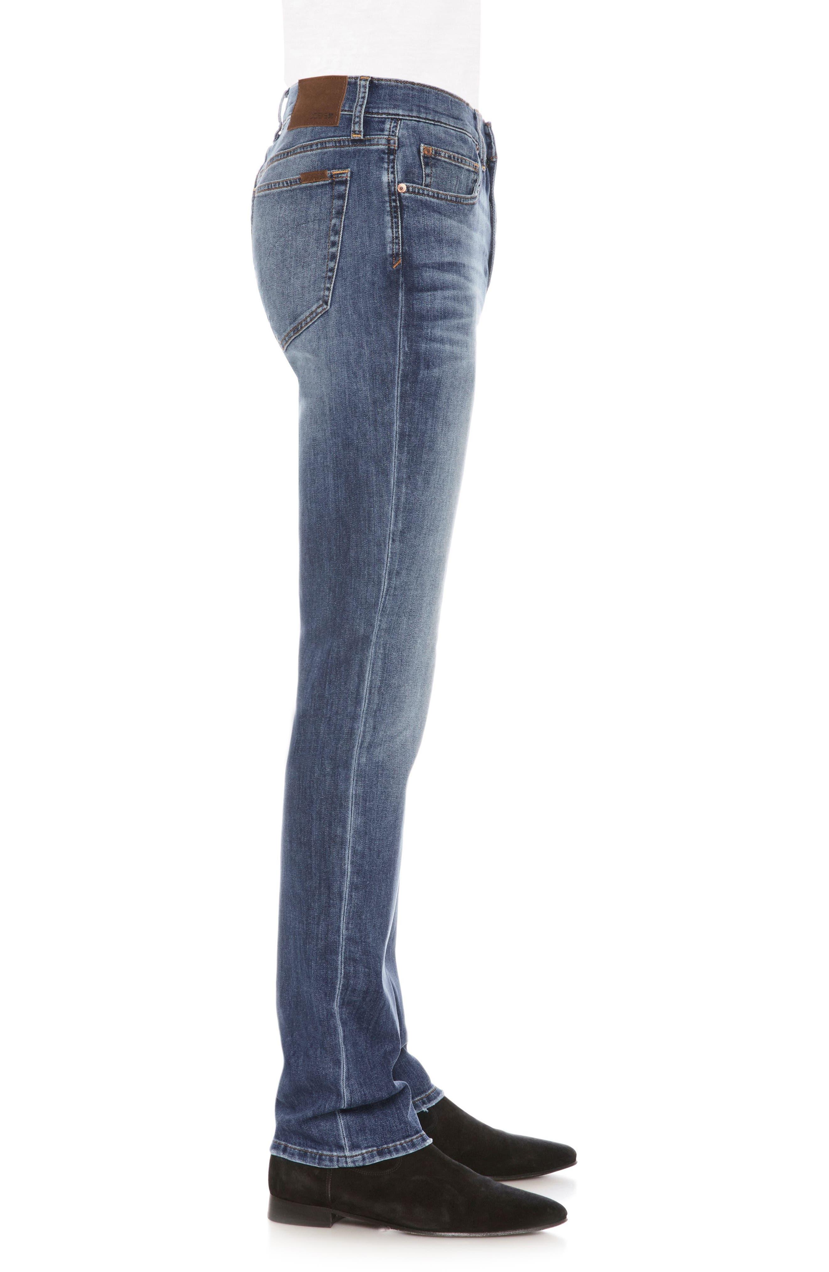 Folsom Slim Fit Jeans,                             Alternate thumbnail 3, color,                             Freeman