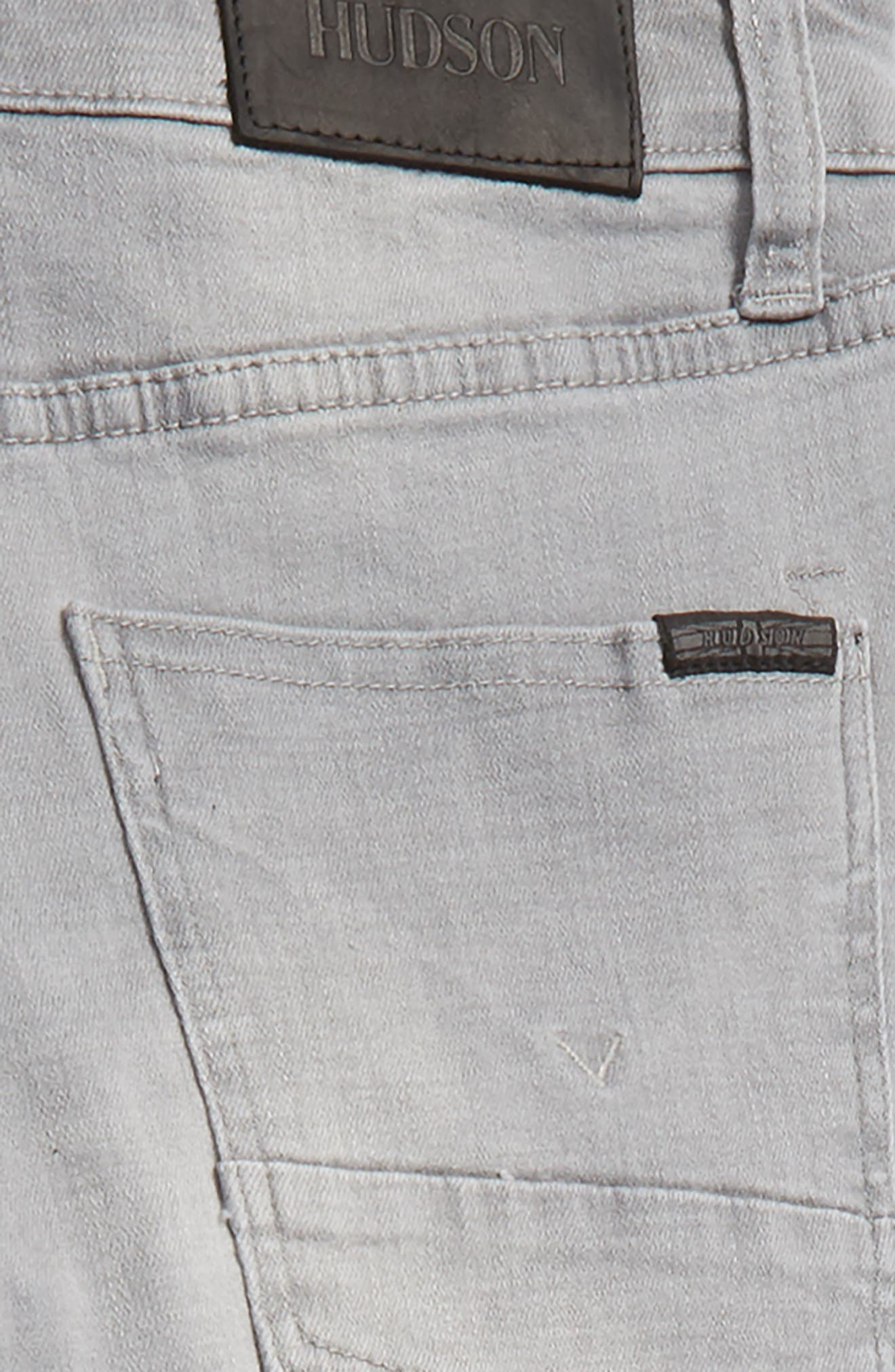 Jude Slim Fit Skinny Jeans,                             Alternate thumbnail 3, color,                             Ice Gray