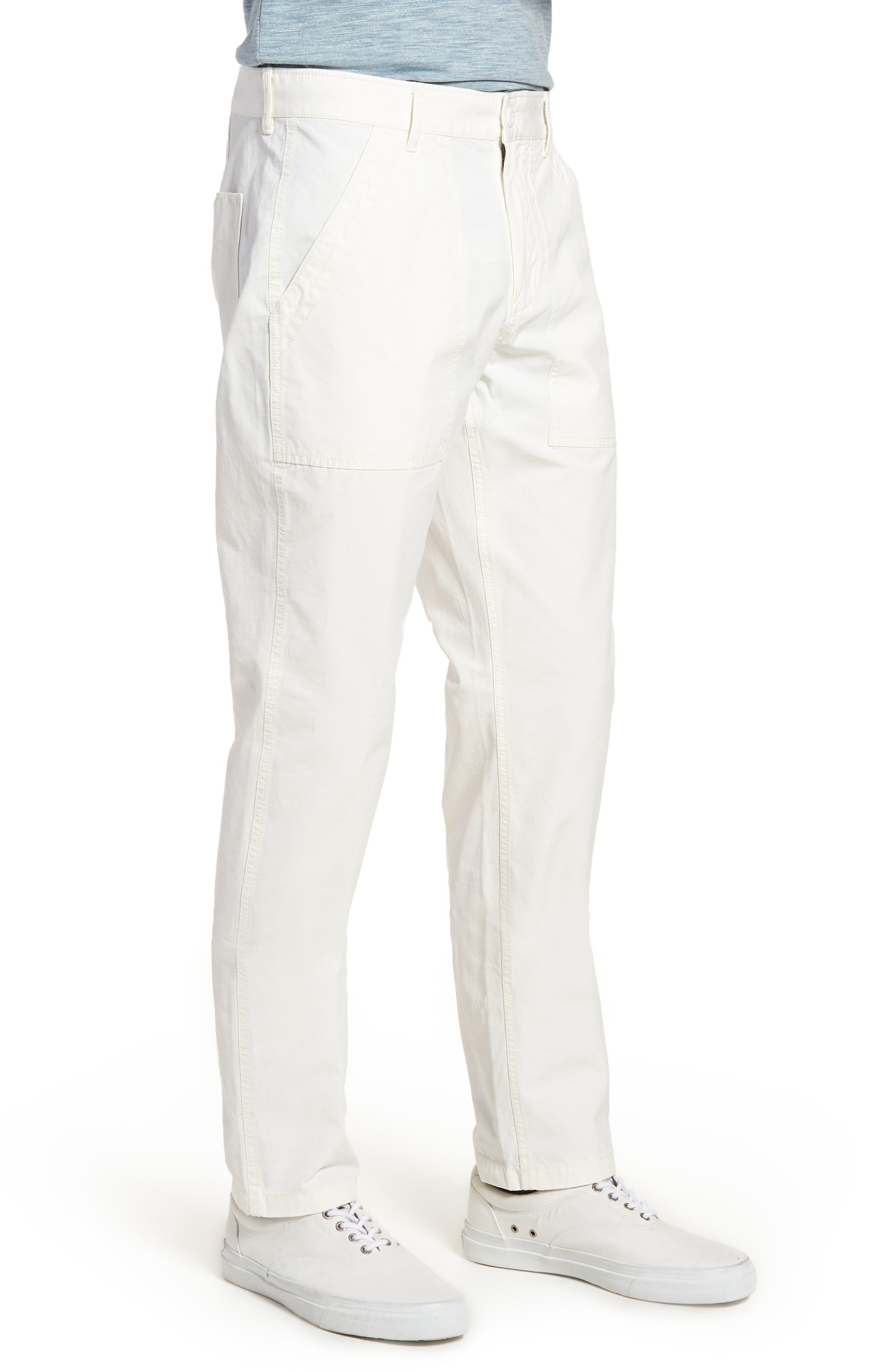 Alternate Image 3  - J.Crew 770 Straight Fit Ripstop Camp Pants