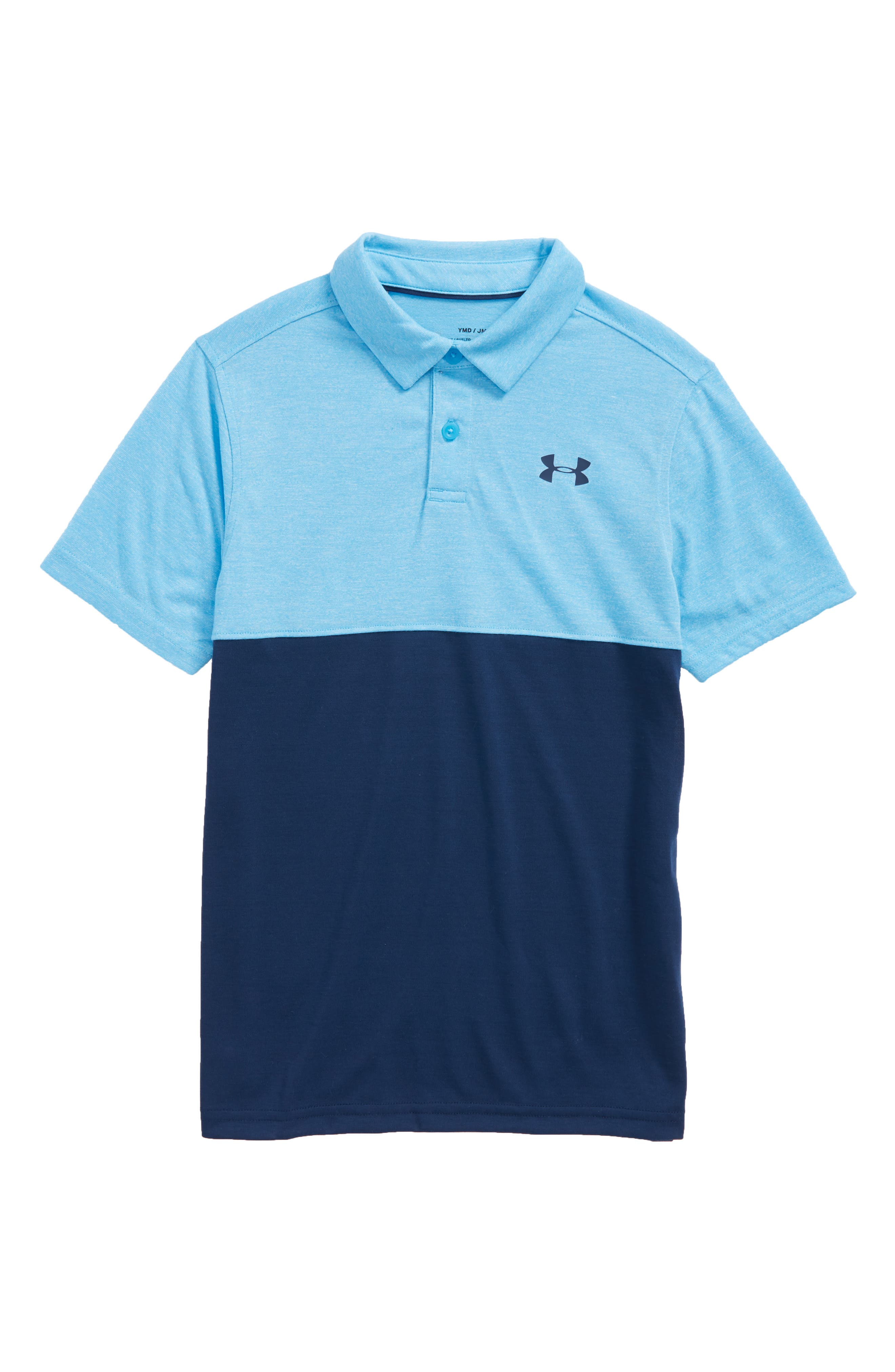 Under Armour Threadborne HeatGear® Polo (Little Boys & Big Boys)