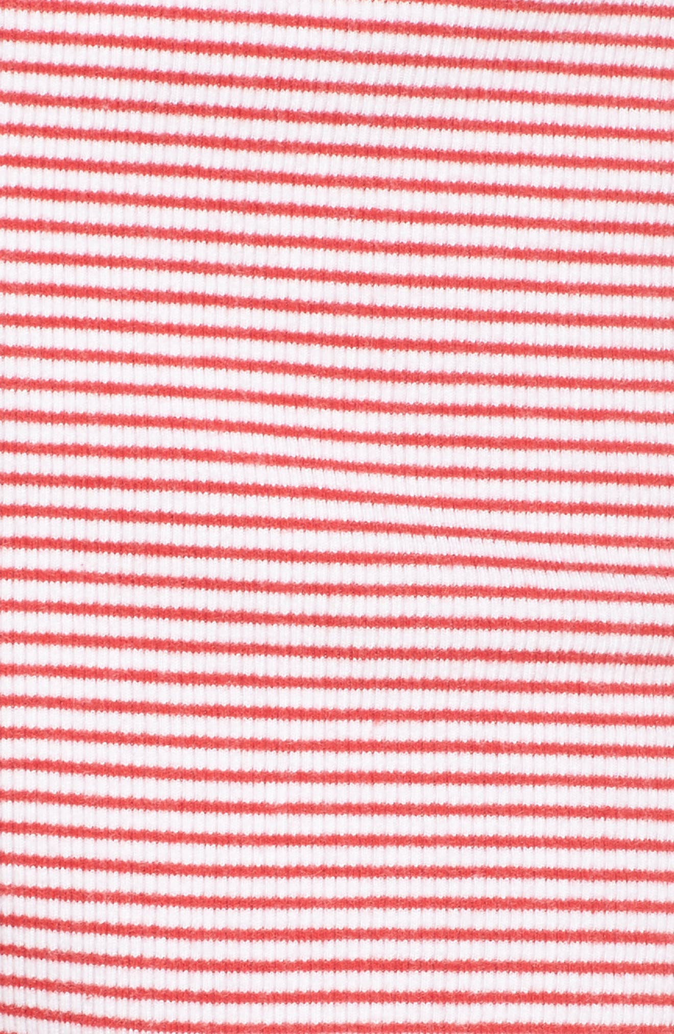 Penny Shorts,                             Alternate thumbnail 5, color,                             Red Stripe