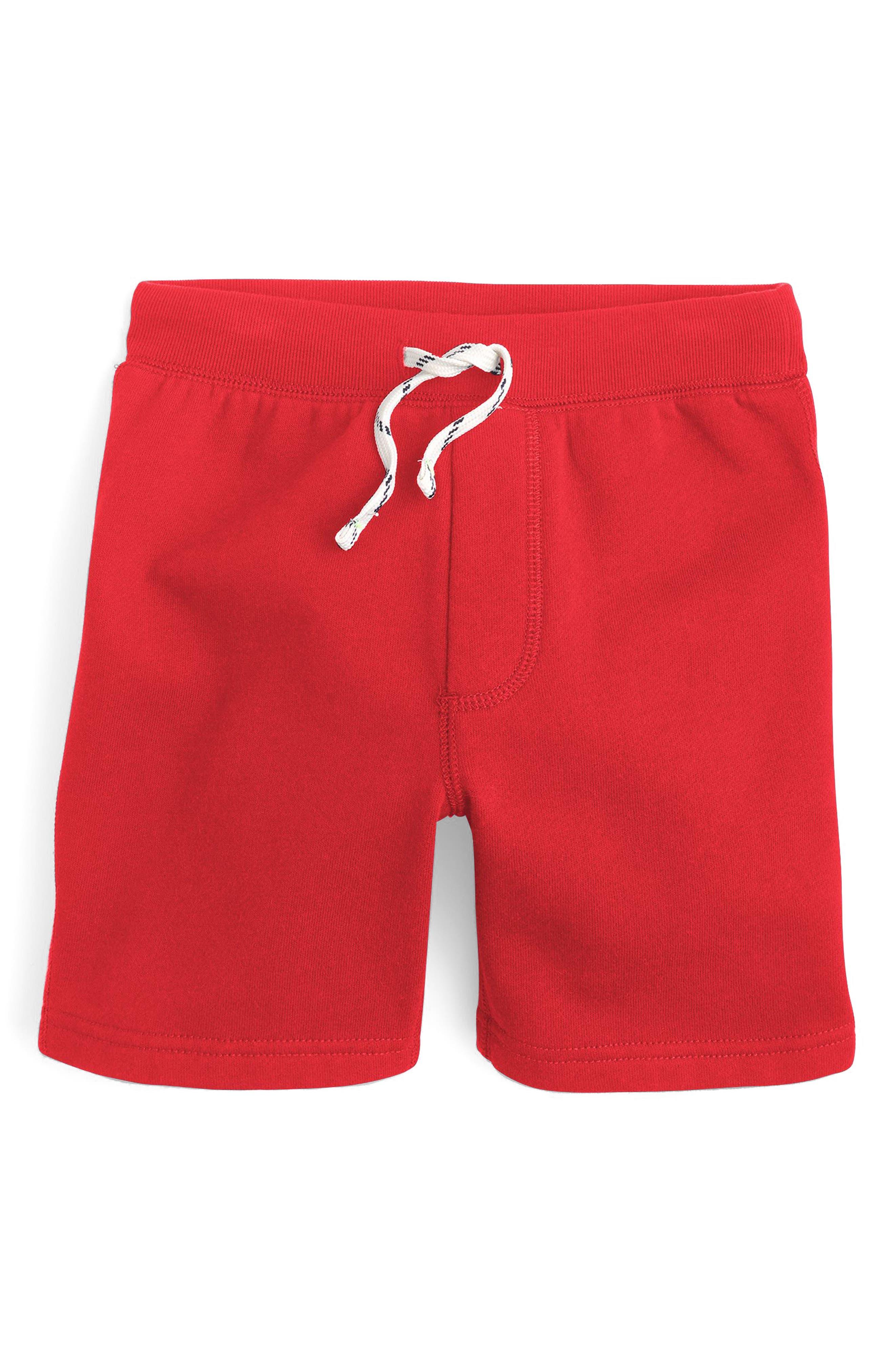 crewcuts by J.Crew Classic Sweat Shorts (Toddler Boys, Little Boys & Big Boys)