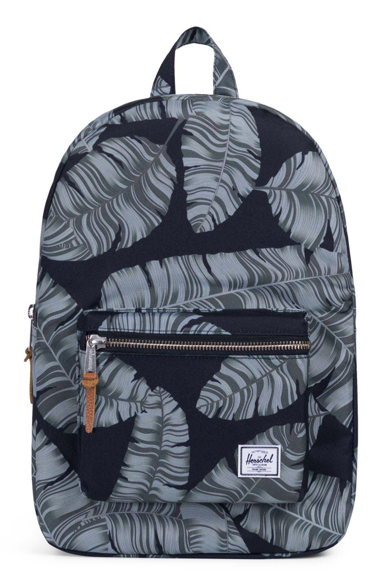 Settlement Aspect Backpack,                         Main,                         color, Black Palm