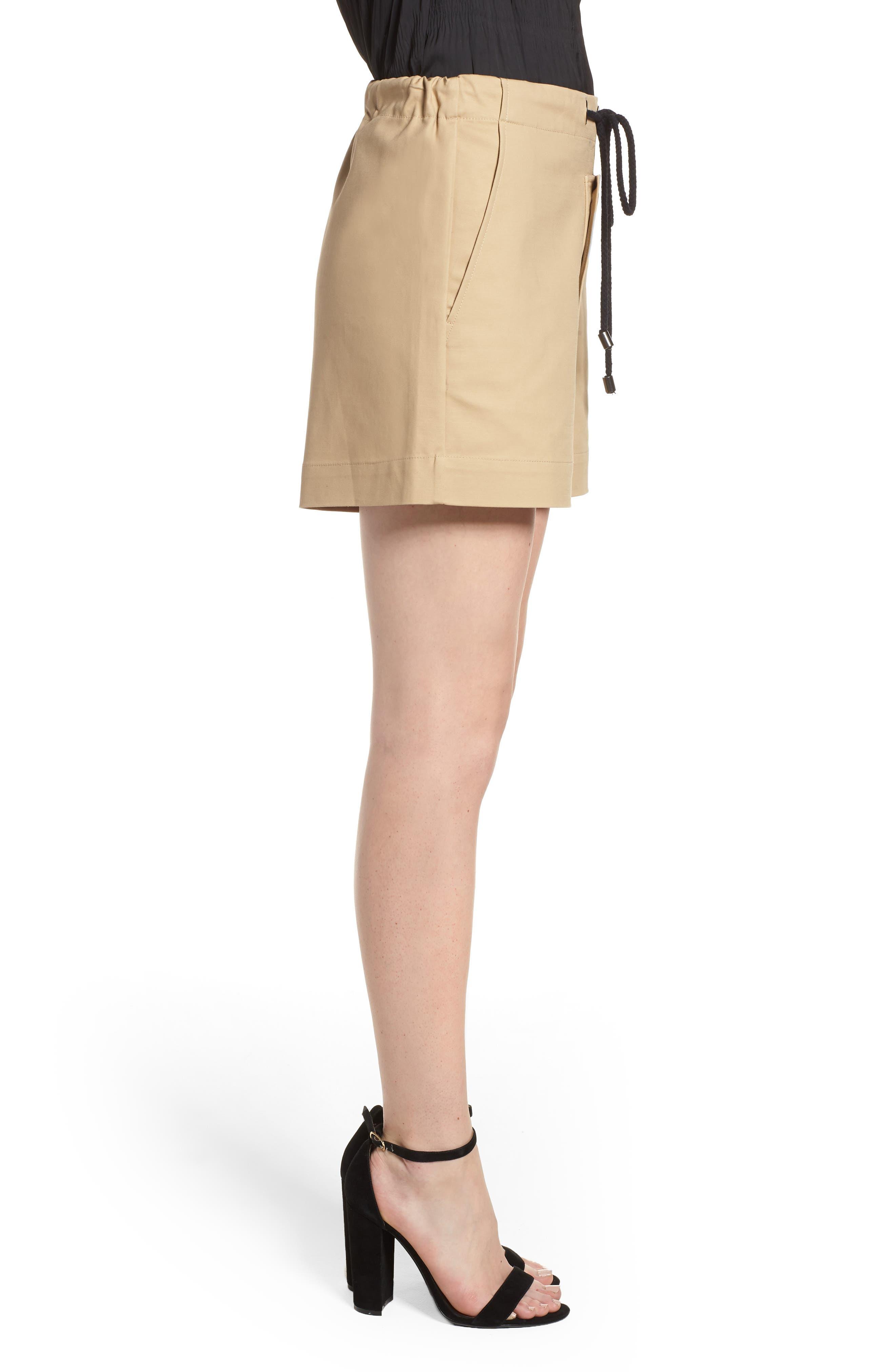 Park South Shorts,                             Alternate thumbnail 3, color,                             Beige