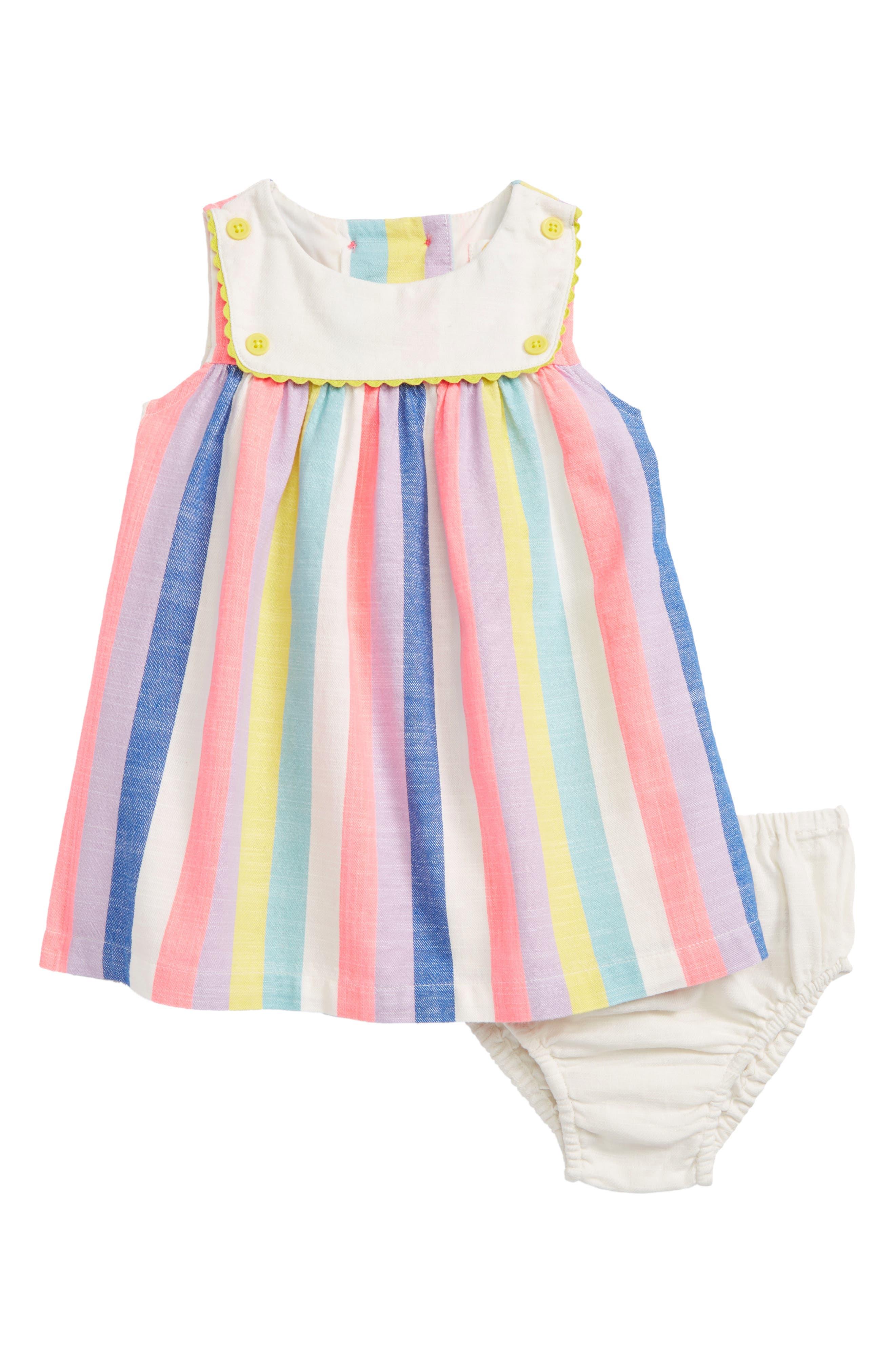 Sailor Dress,                             Main thumbnail 1, color,                             Candy Stripe