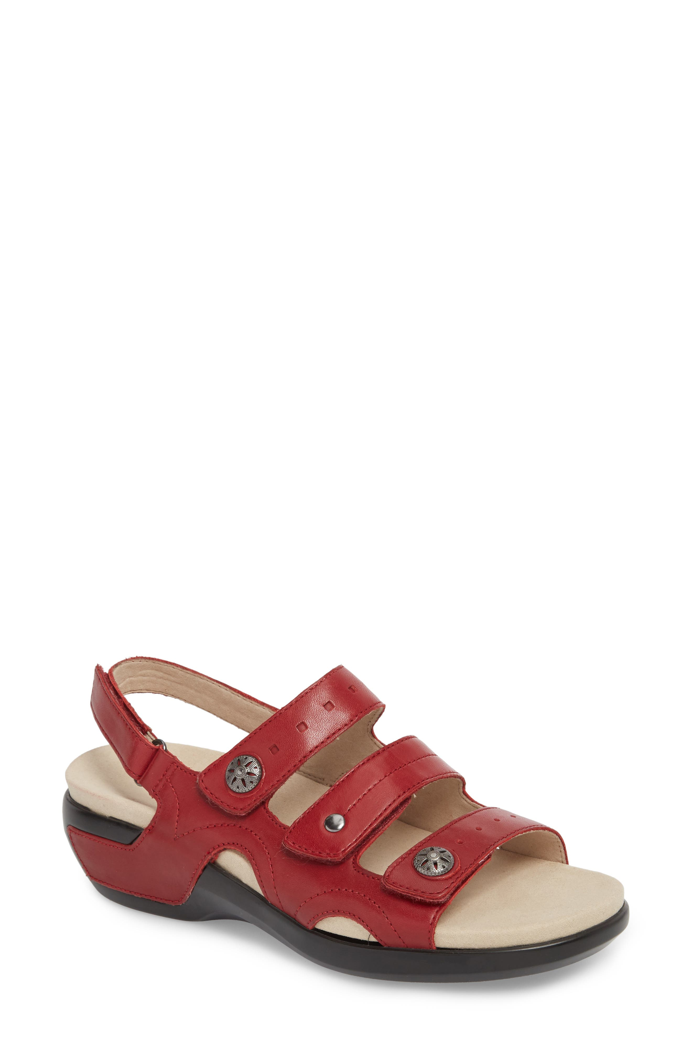 Aravon Three Strap Sandal (Women)