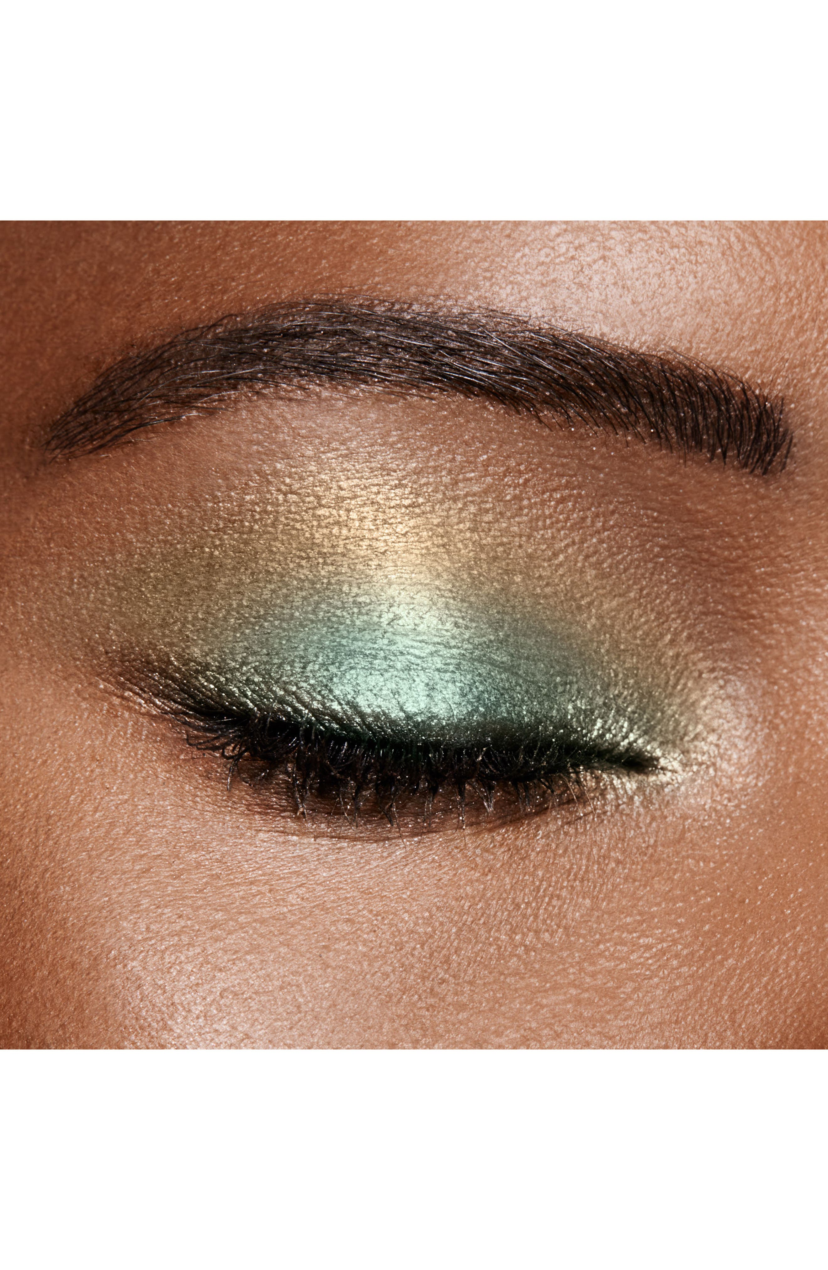 Cream & Powder Eye Color Duo,                             Alternate thumbnail 2, color,                             Emerald Isles